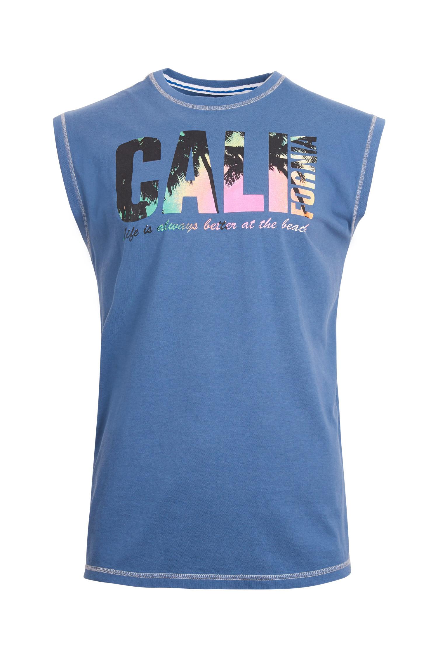 Sport, Camisetas M. Corta, 109149, AZUL | Zoom
