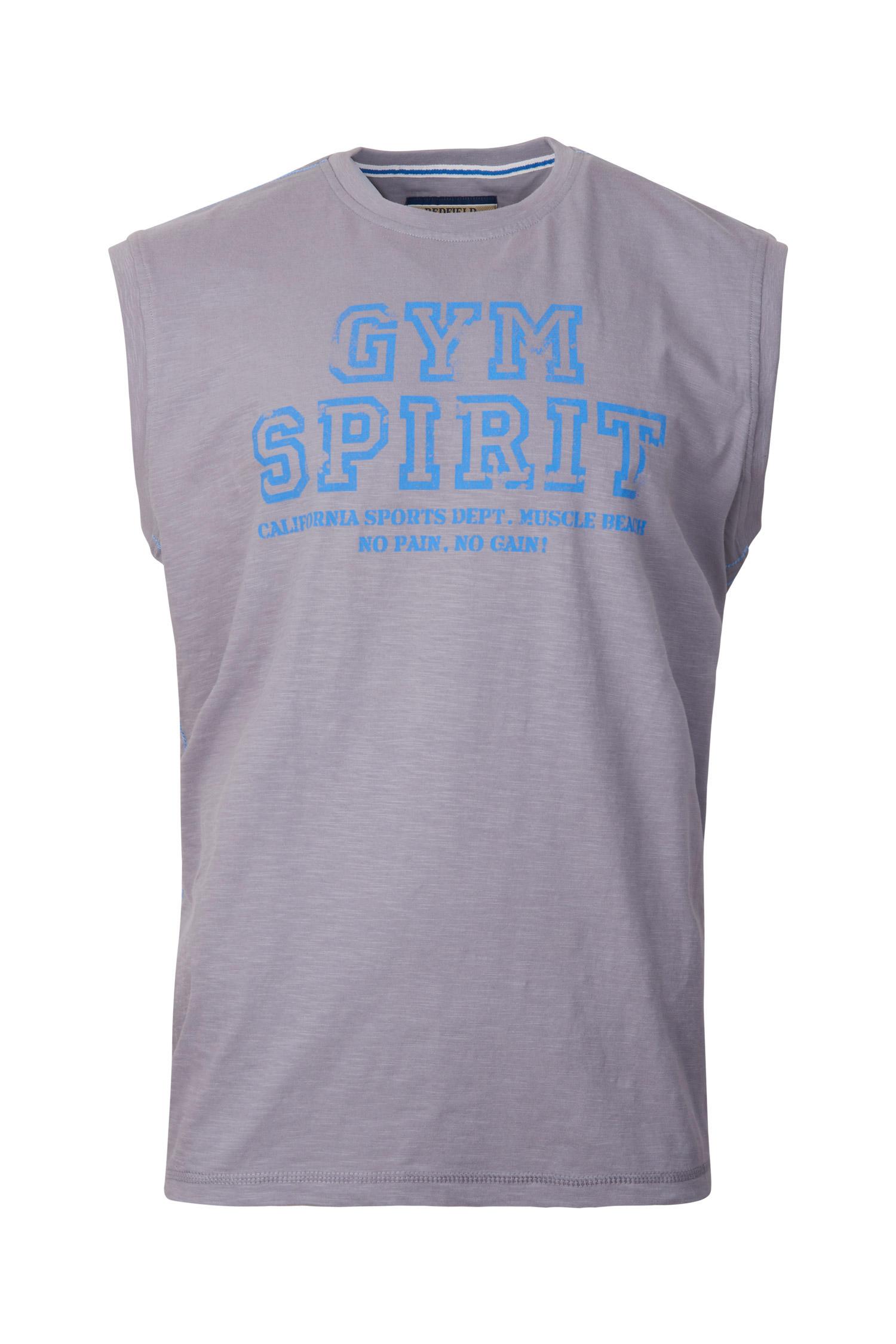 Sport, Camisetas M. Corta, 109155, GRIS MEDIO   Zoom