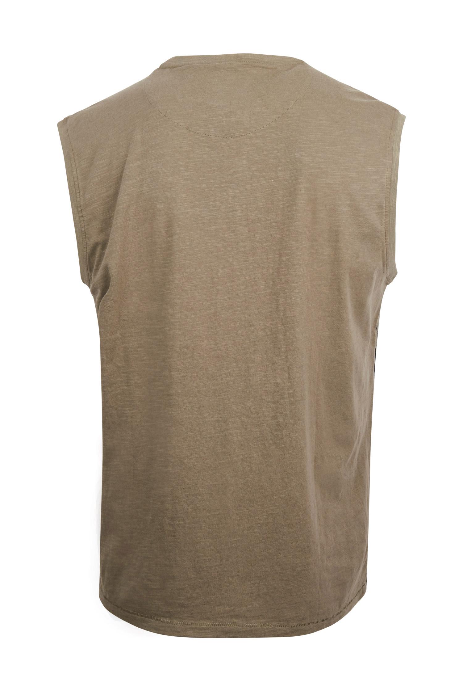 Sport, Camisetas M. Corta, 109159, KAKI | Zoom
