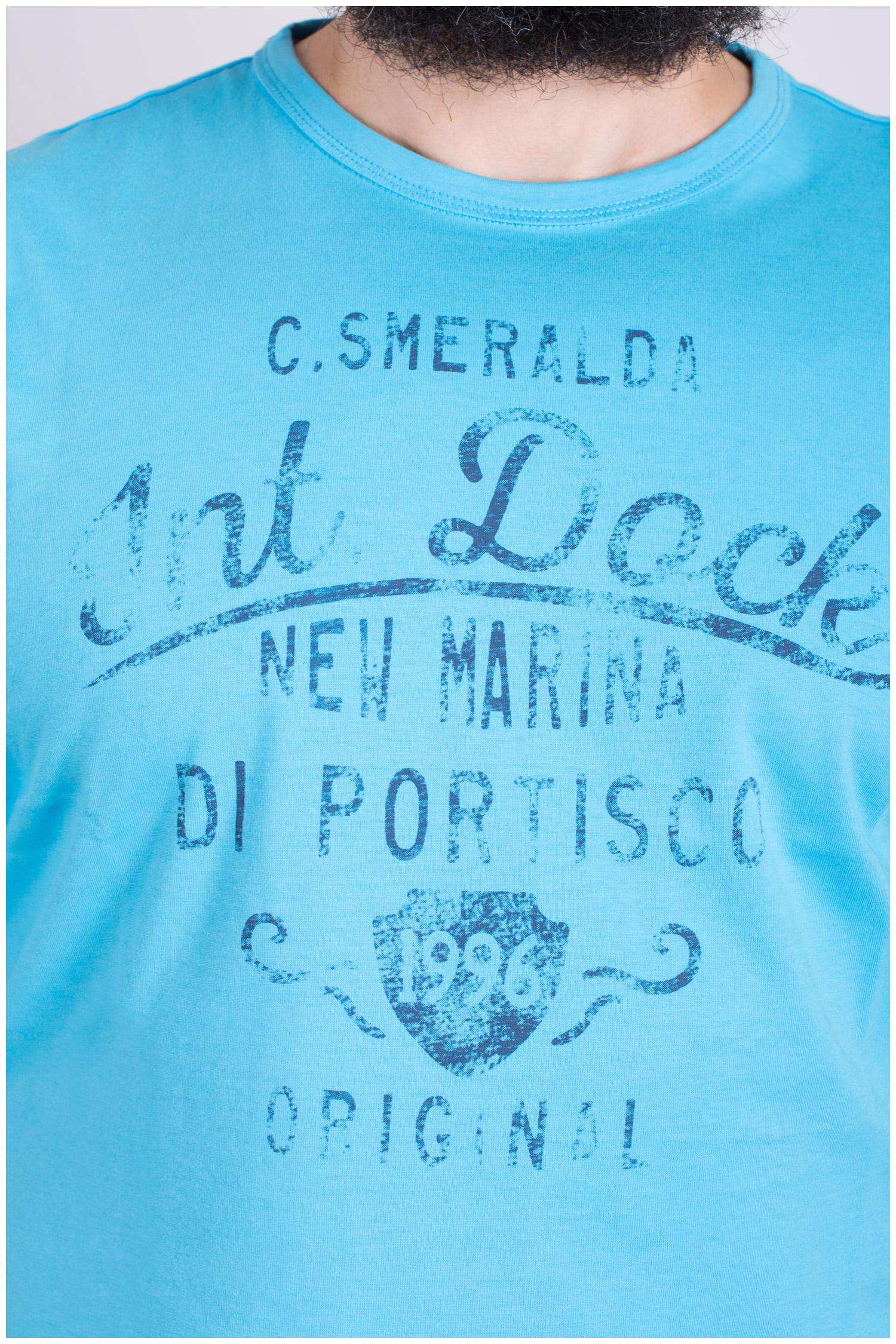 Sport, Camisetas M. Corta, 109208, TURQUESA | Zoom