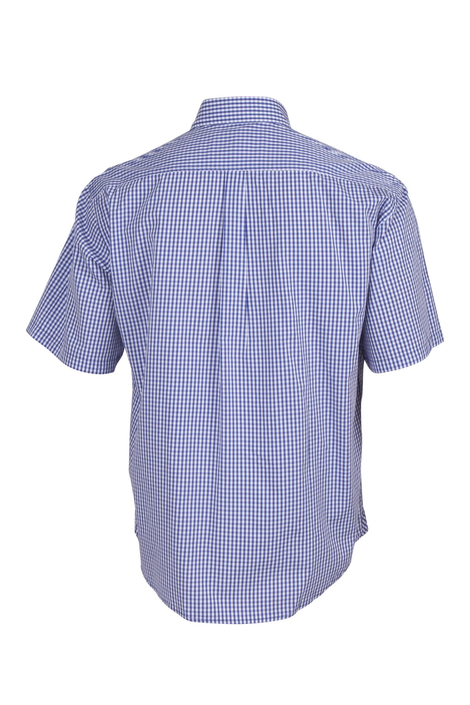 Camisas, Sport Manga Corta, 109218, MARINO | Zoom