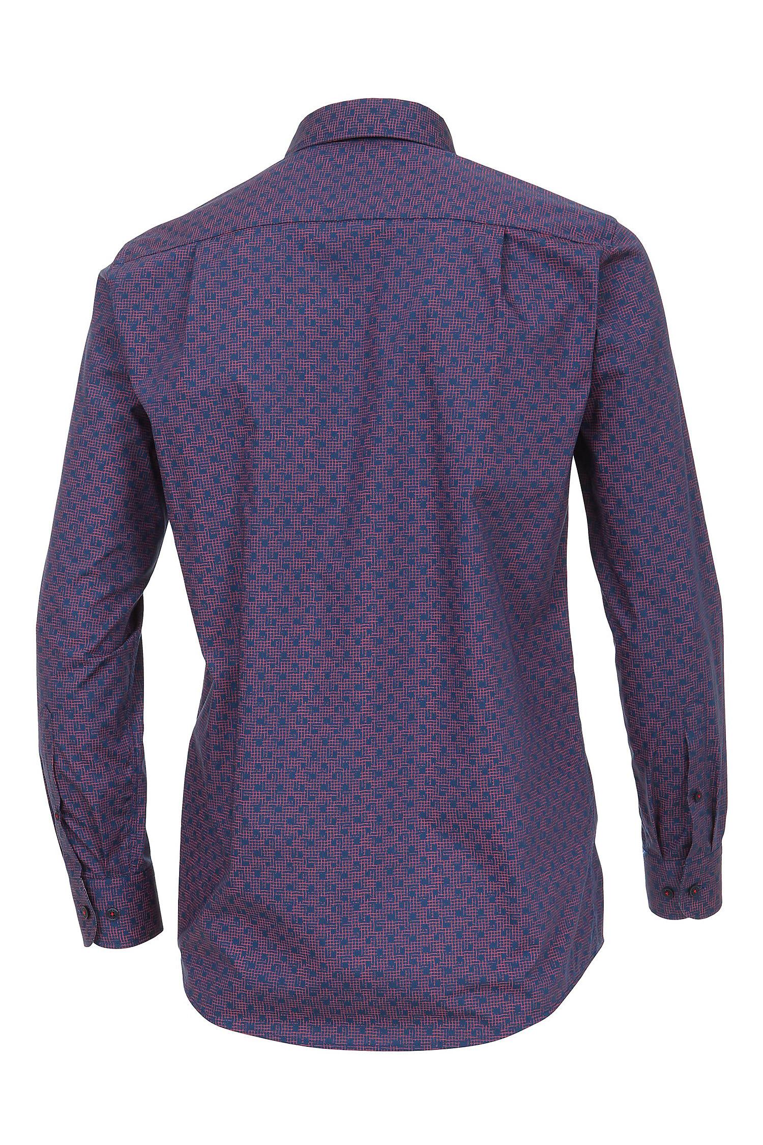 Camisas, Sport Manga Larga, 109227, GRANATE | Zoom