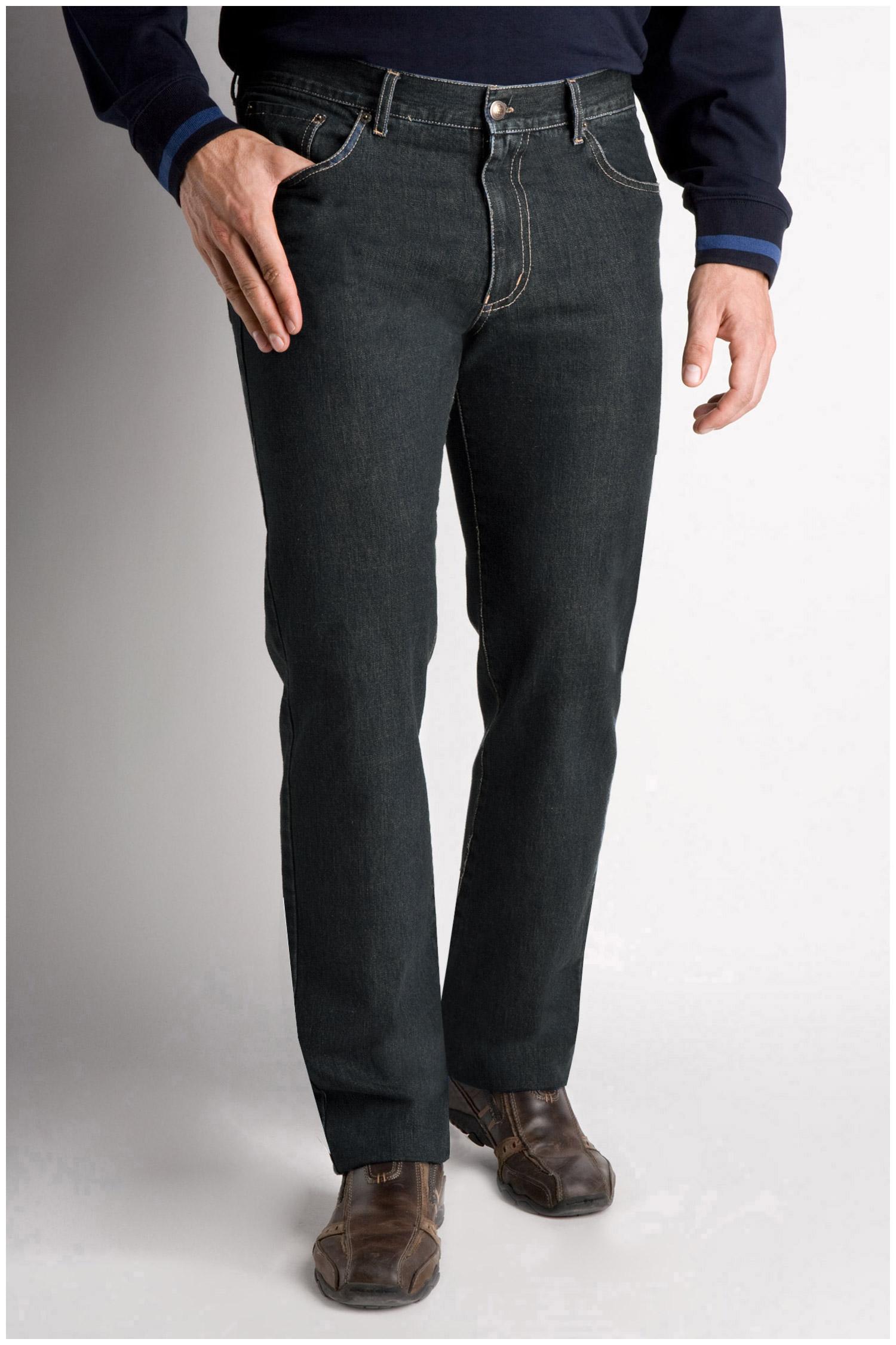Pantalones, Vaqueros, 109296, AZUL OSCURO | Zoom
