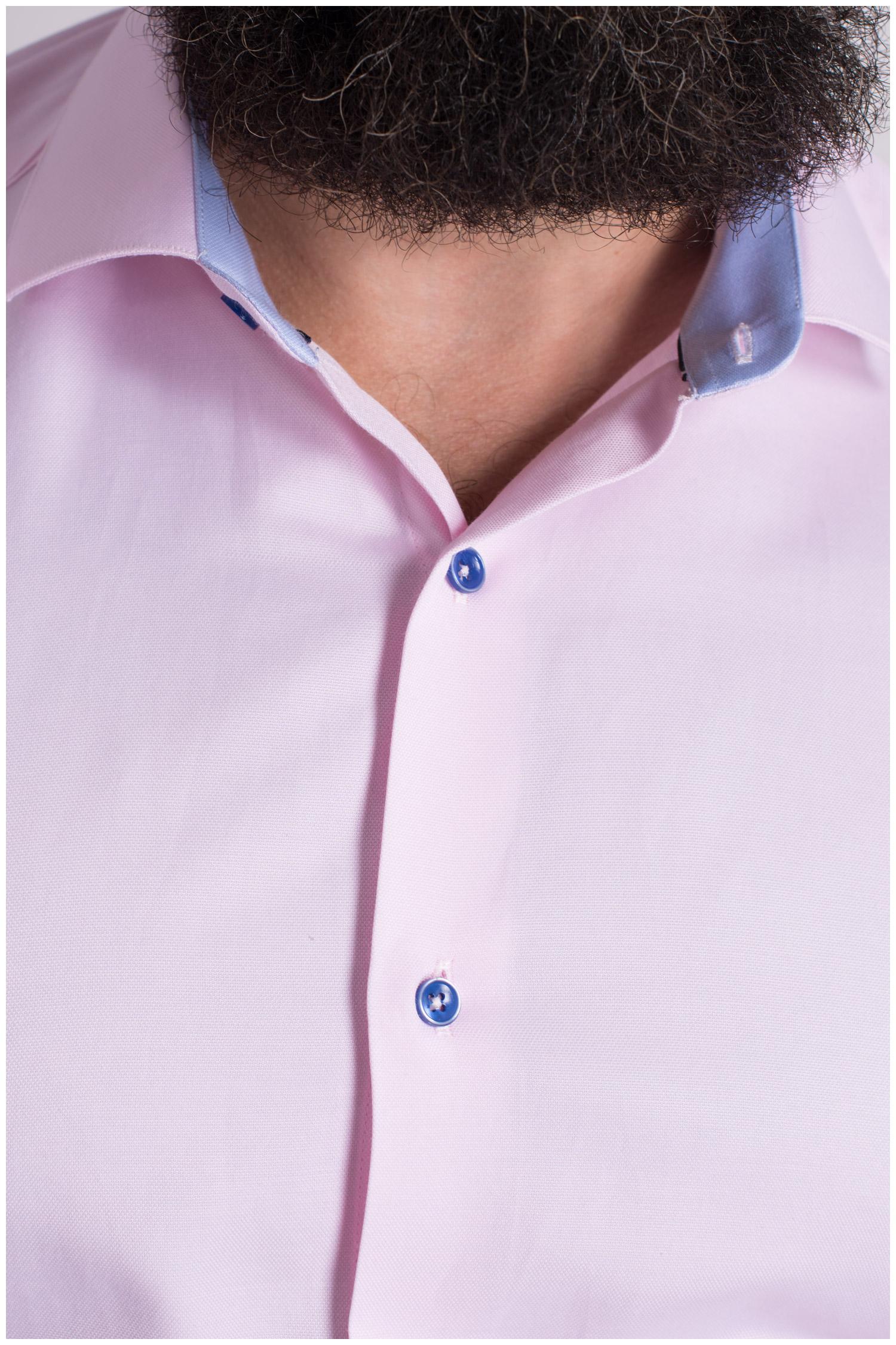 Camisas, Vestir Manga Larga, 109327, ROSA | Zoom