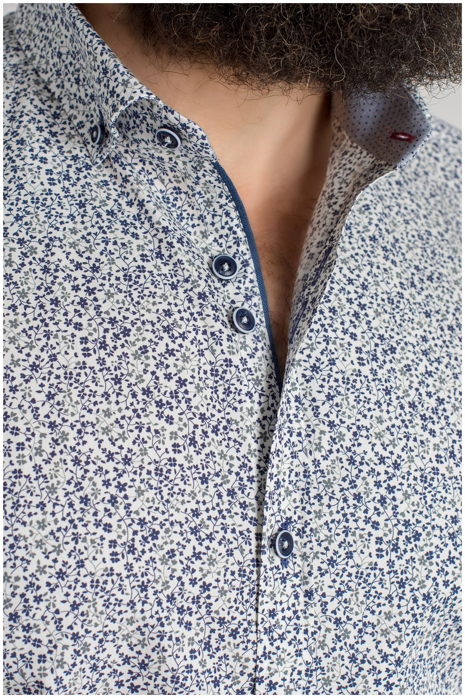 Camisas, Sport Manga Larga, 109328, MARINO | Zoom