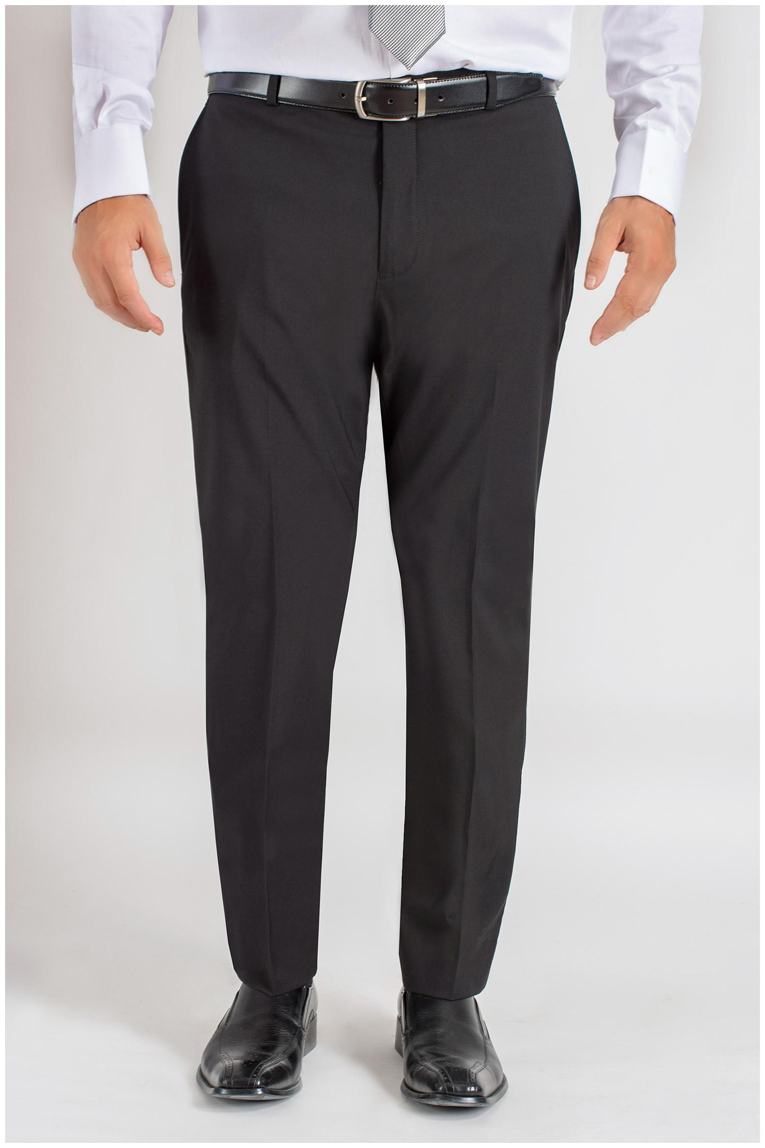 Pantalones, Vestir, 109356, NEGRO | Zoom