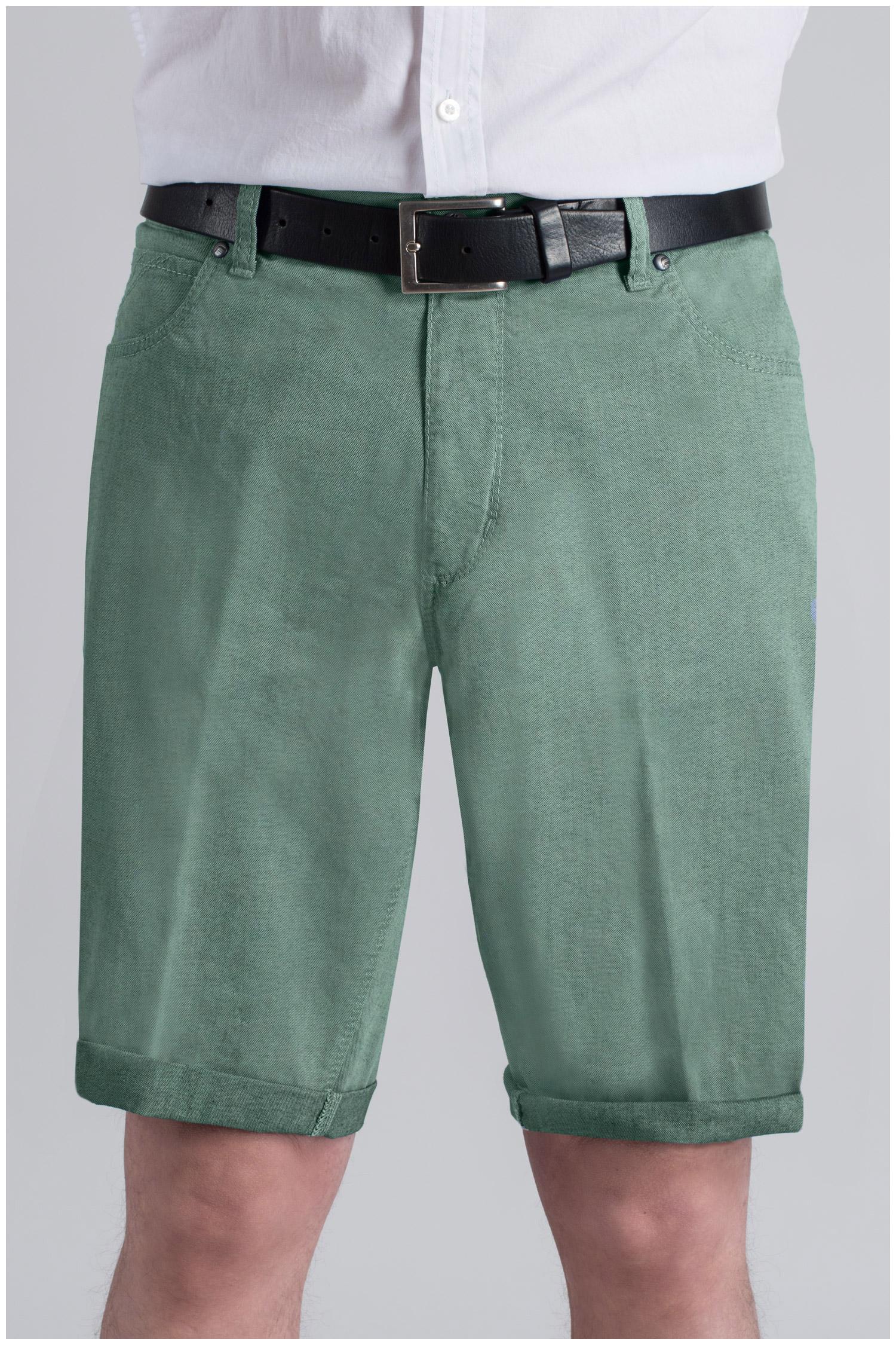Pantalones, Bermudas, 109365, VERDE   Zoom
