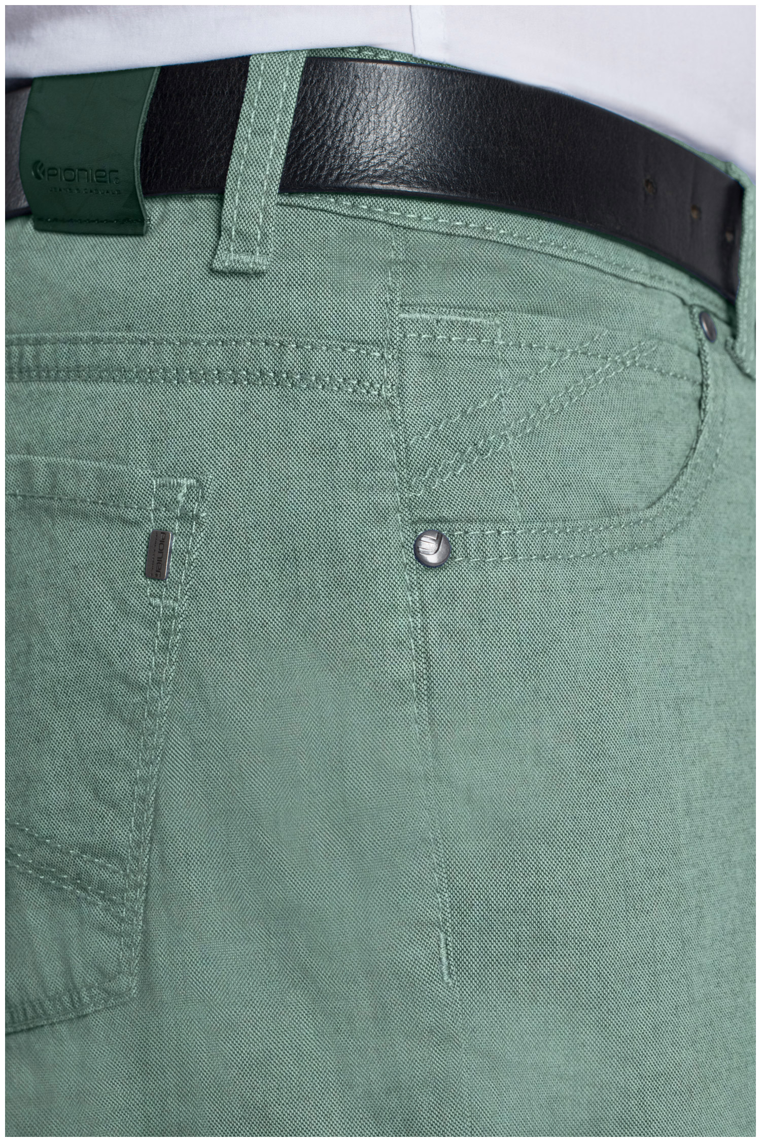 Pantalones, Bermudas, 109365, VERDE | Zoom