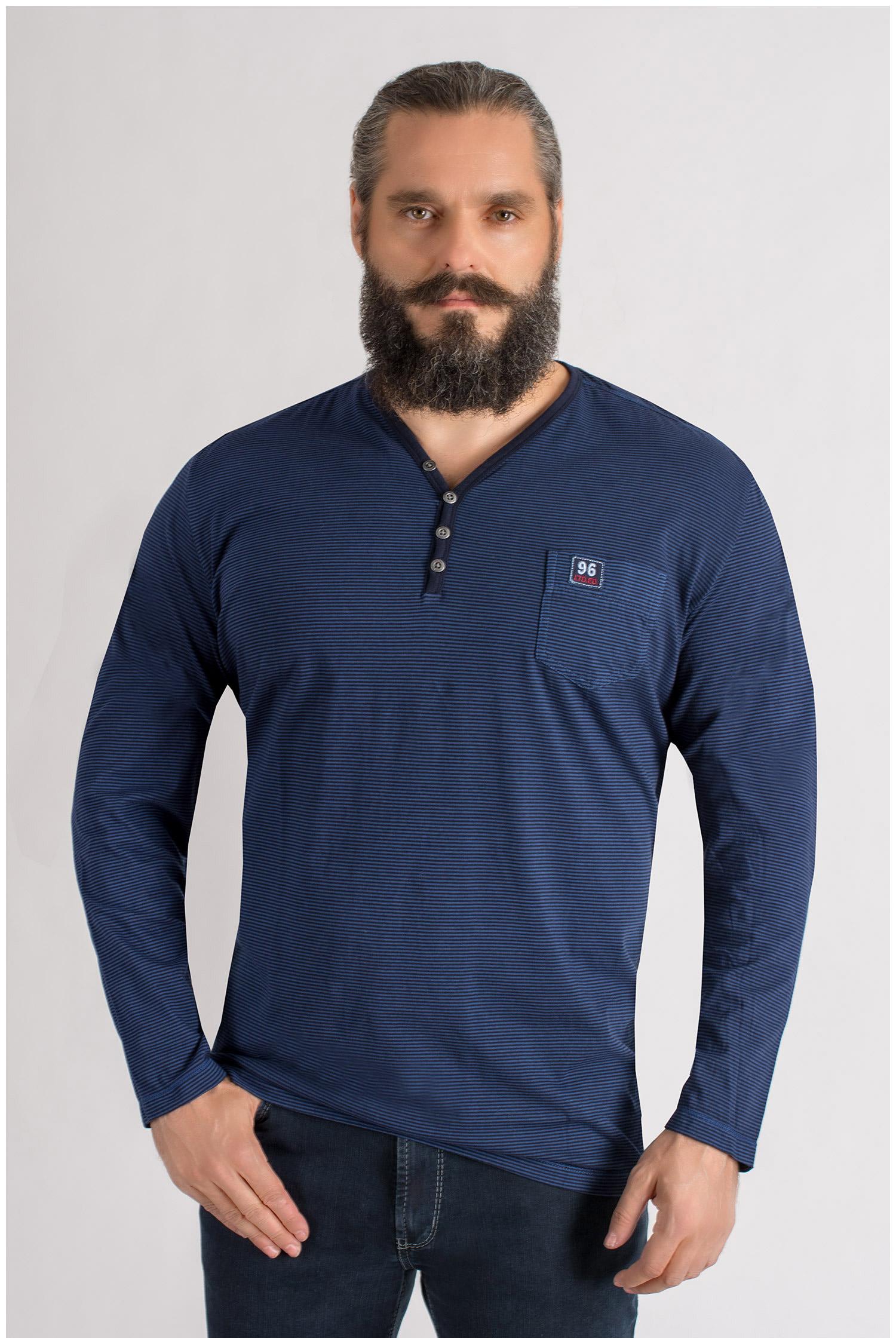 Sport, Camisetas M. Larga, 109379, INDIGO | Zoom