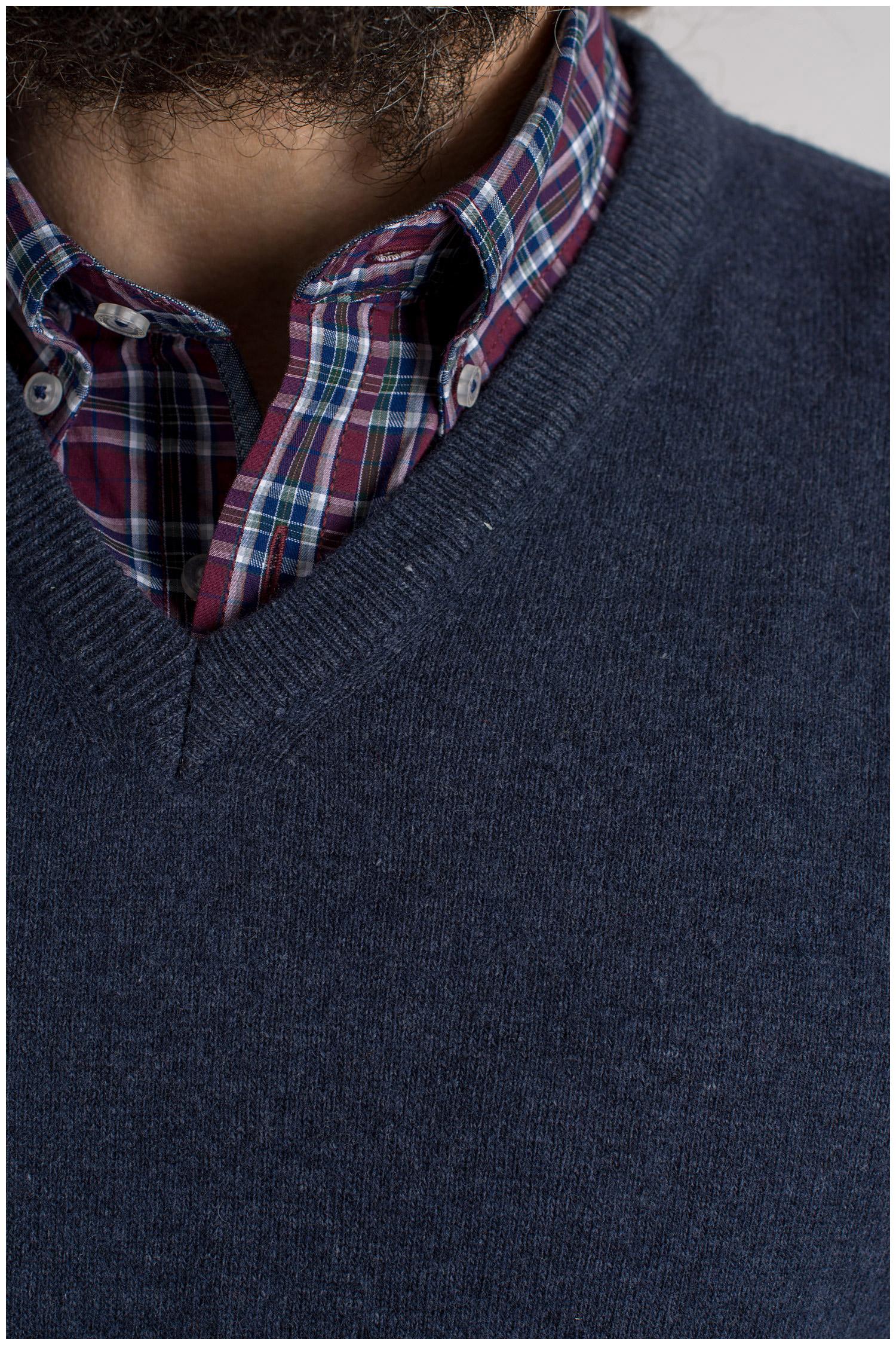 Punto, Jerseys, 109380, INDIGO | Zoom