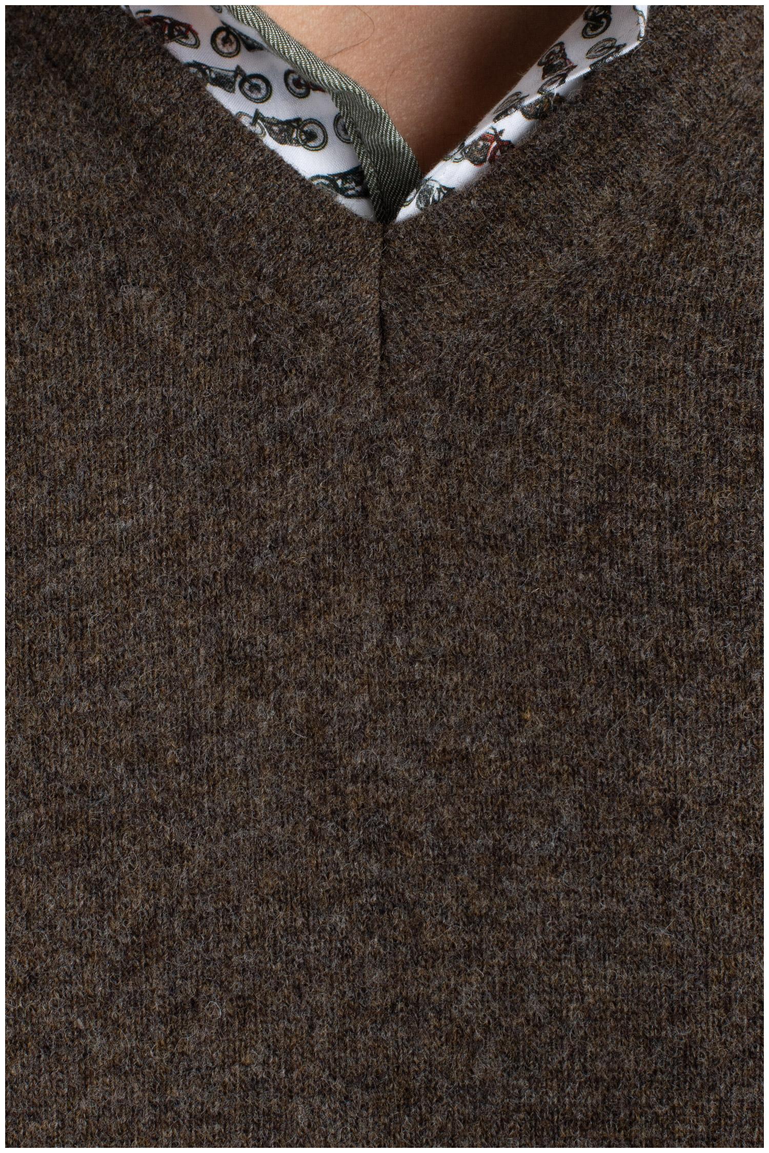Punto, Jerseys, 109380, MARRON | Zoom