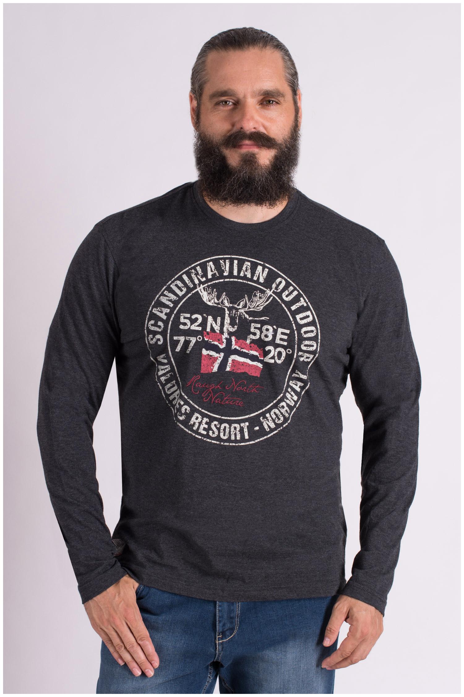 Sport, Camisetas M. Corta, 109384, ANTRACITA | Zoom