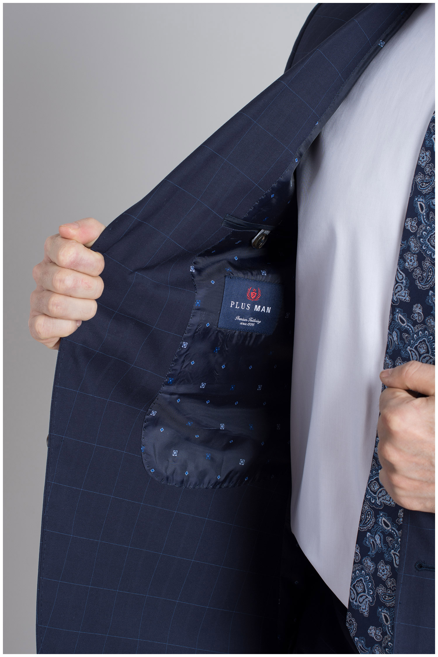 Sastrería, Trajes de Vestir, 109425, MARINO | Zoom