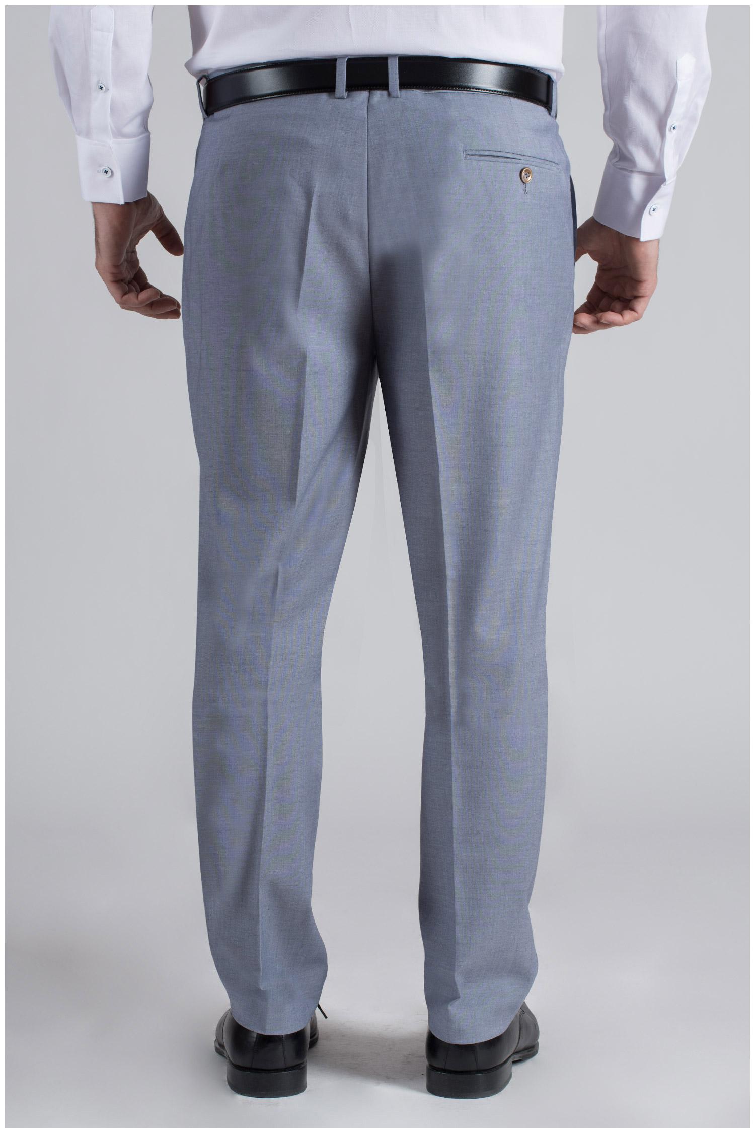 Pantalones, Vestir, 109429, GRIS MEDIO   Zoom