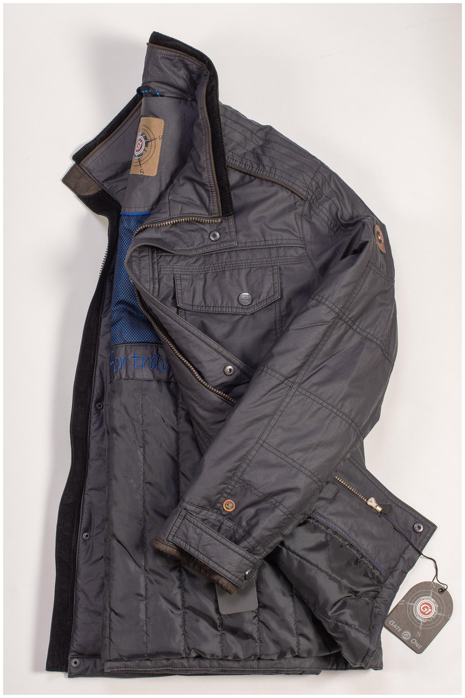 Abrigo, Chaquetones y Piel, 109480, MARINO   Zoom