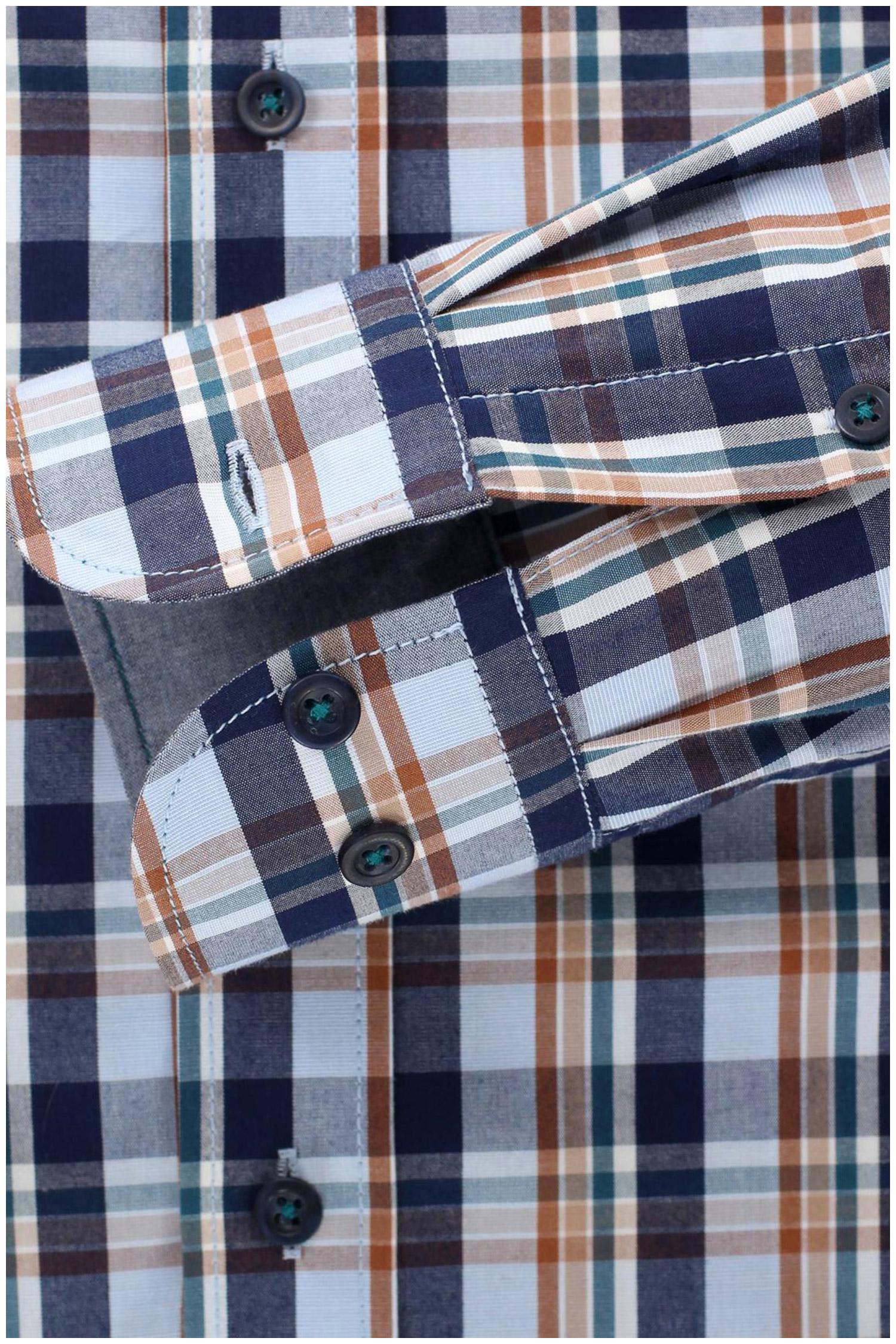 Camisas, Sport Manga Larga, 109504, BEIGE | Zoom