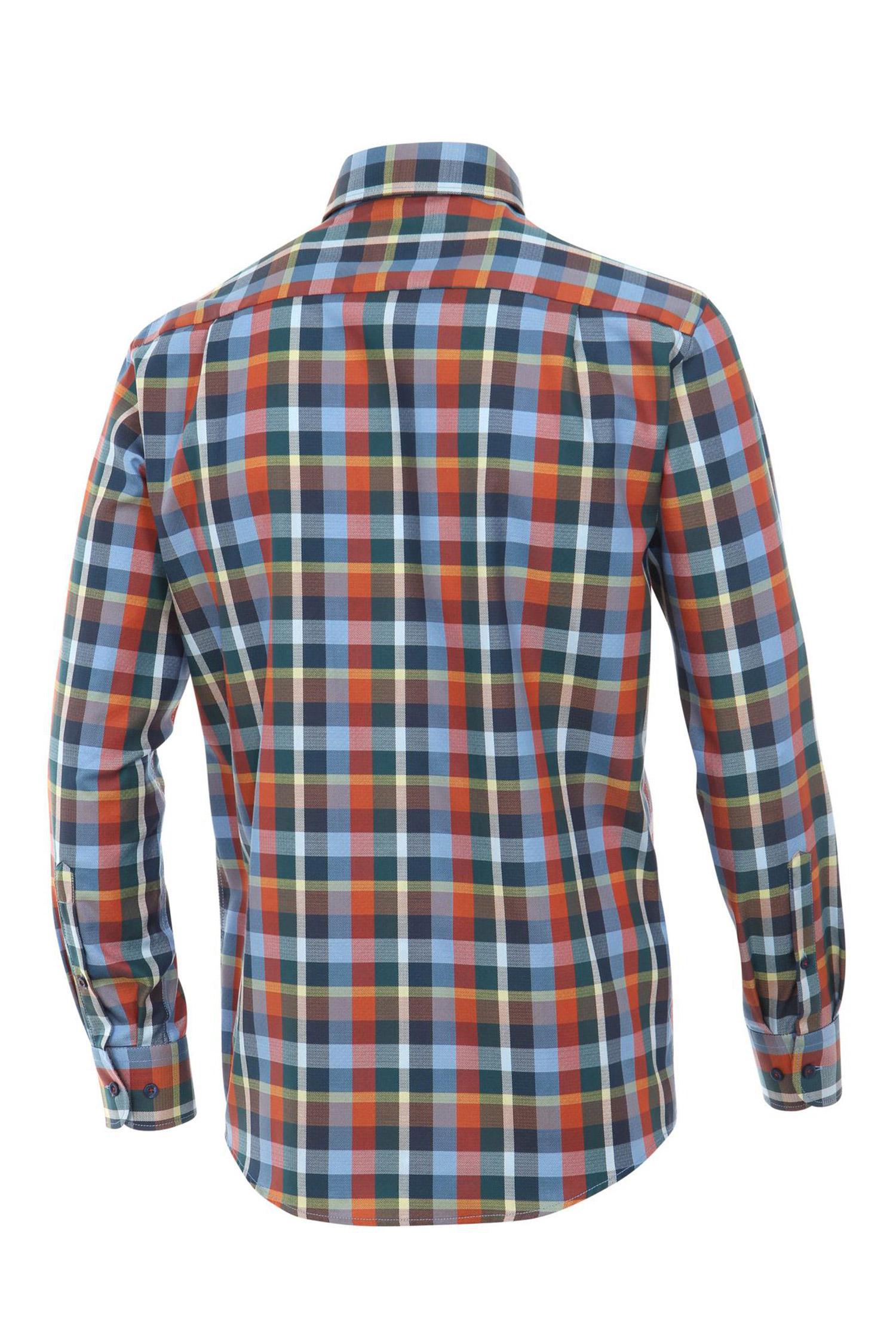 Camisas, Sport Manga Larga, 109505, AZUL   Zoom