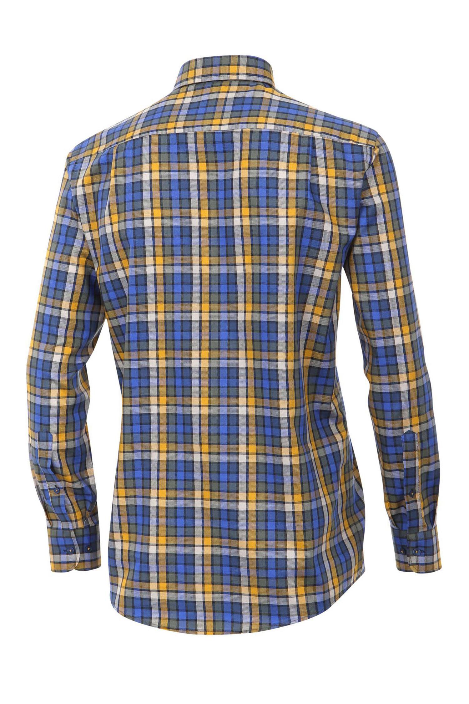 Camisas, Sport Manga Larga, 109507, AZUL | Zoom