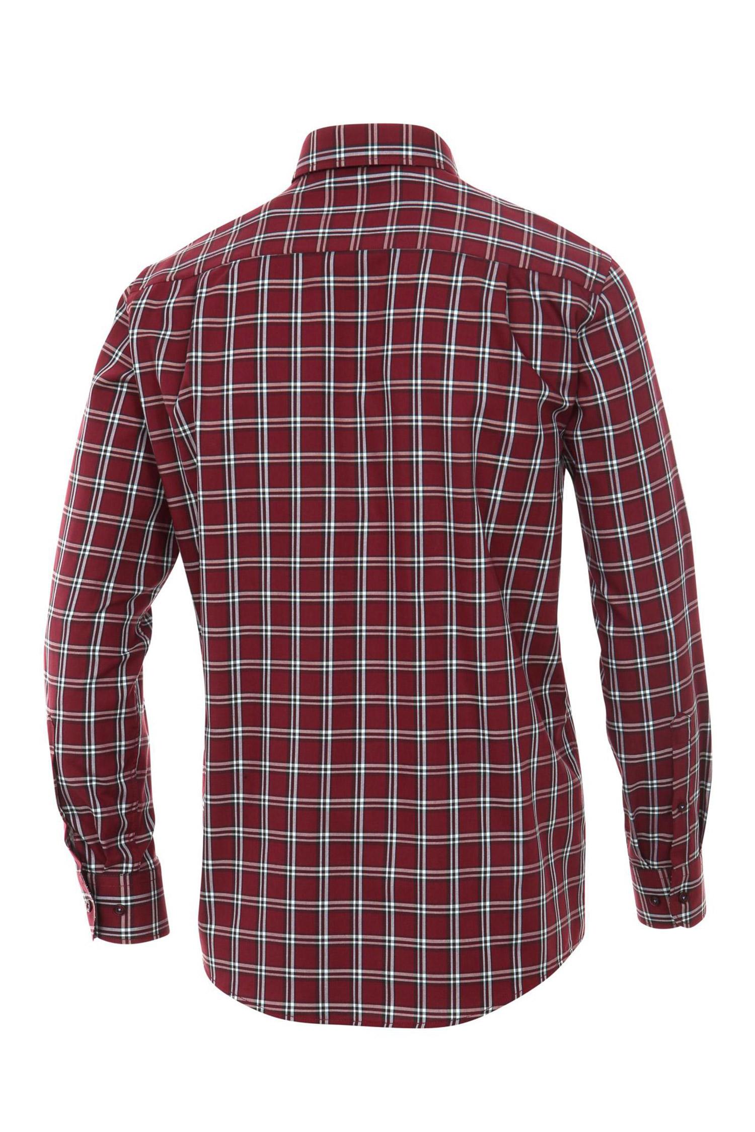 Camisas, Sport Manga Larga, 109509, ROJO | Zoom
