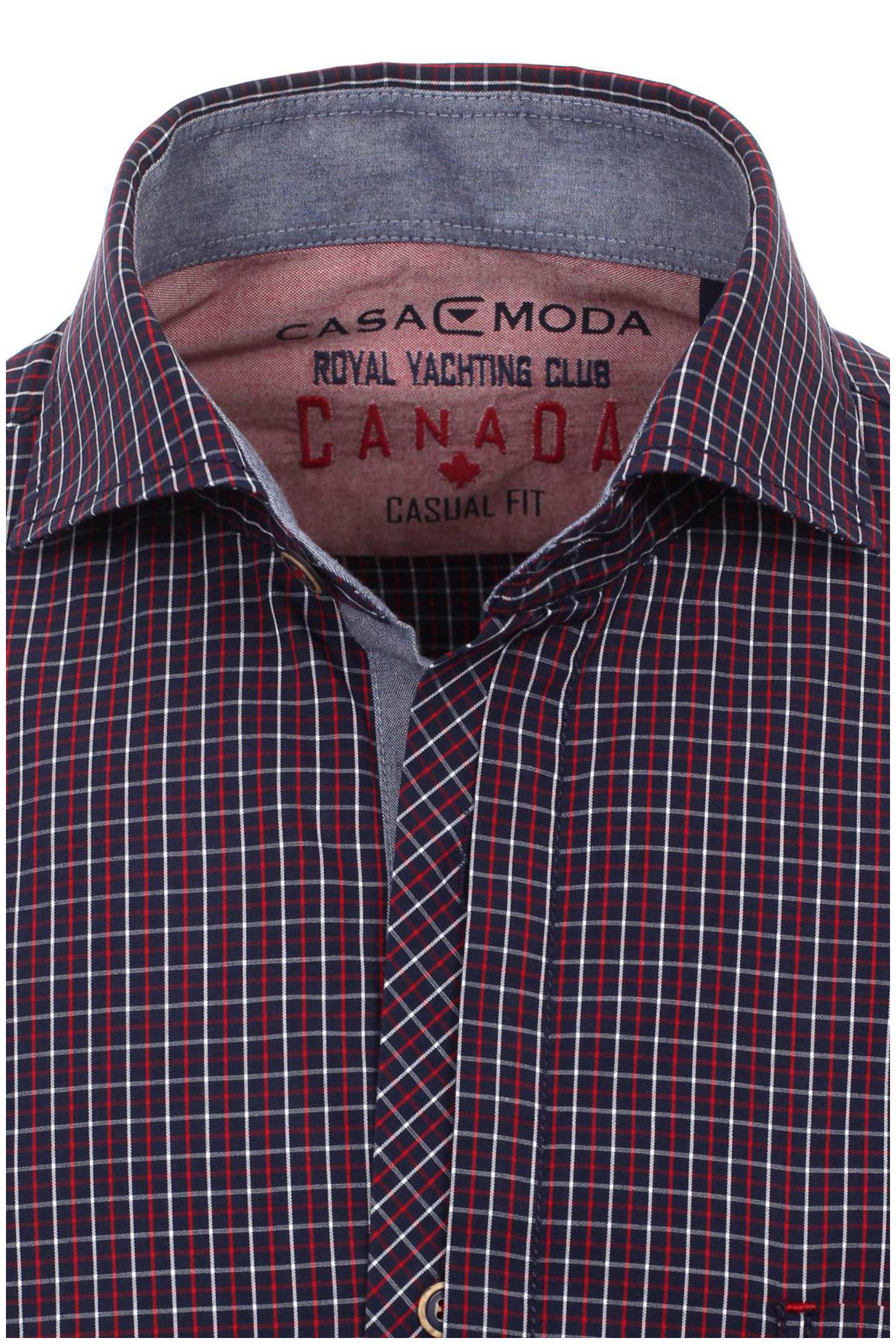 Camisas, Sport Manga Larga, 109510, MARINO | Zoom