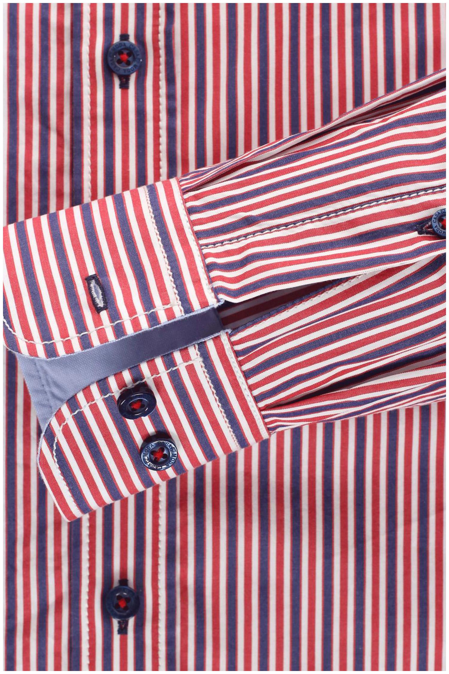 Camisas, Sport Manga Larga, 109514, ROJO   Zoom