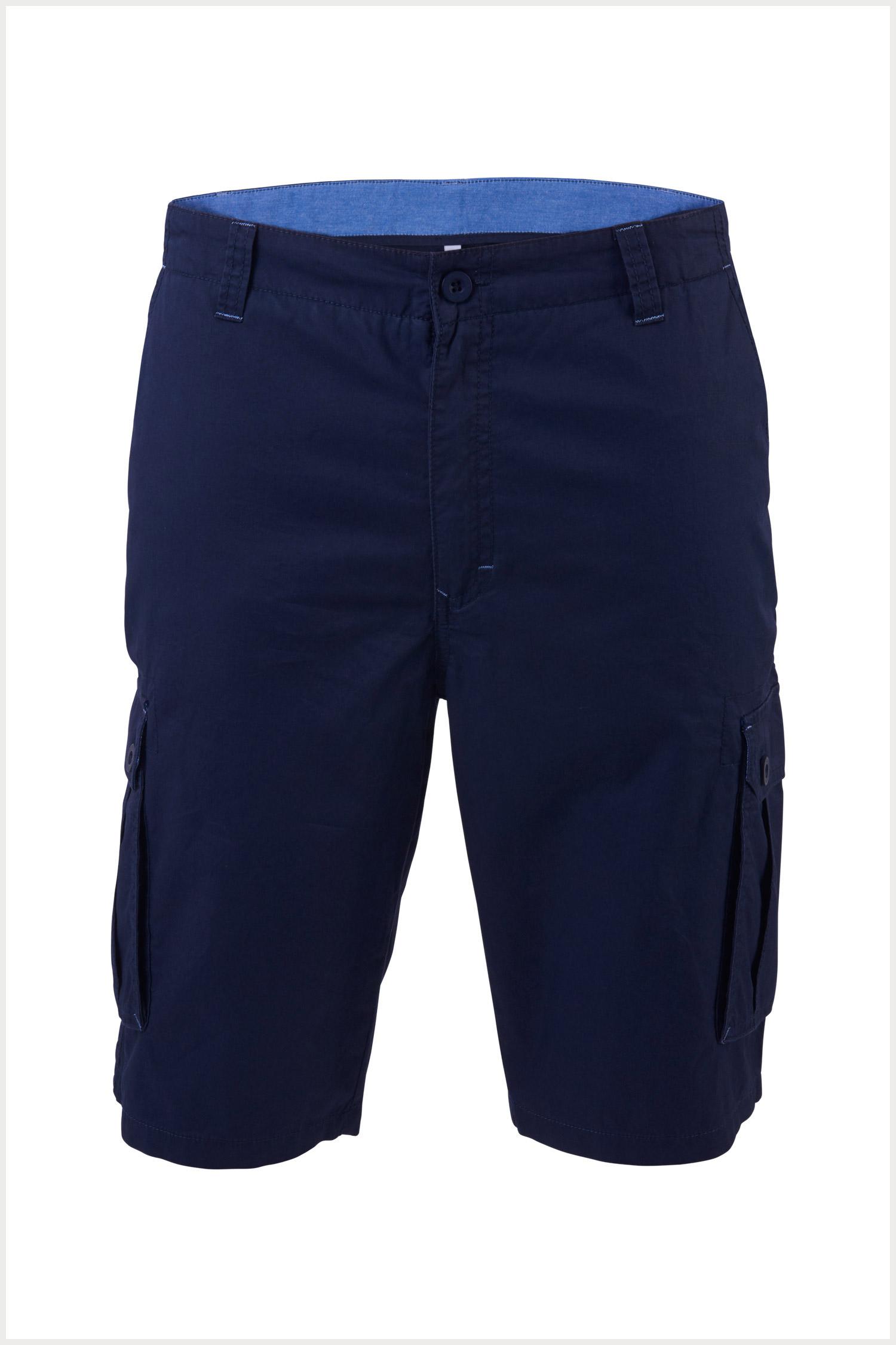 Pantalones, Bermudas, 109562, MARINO | Zoom