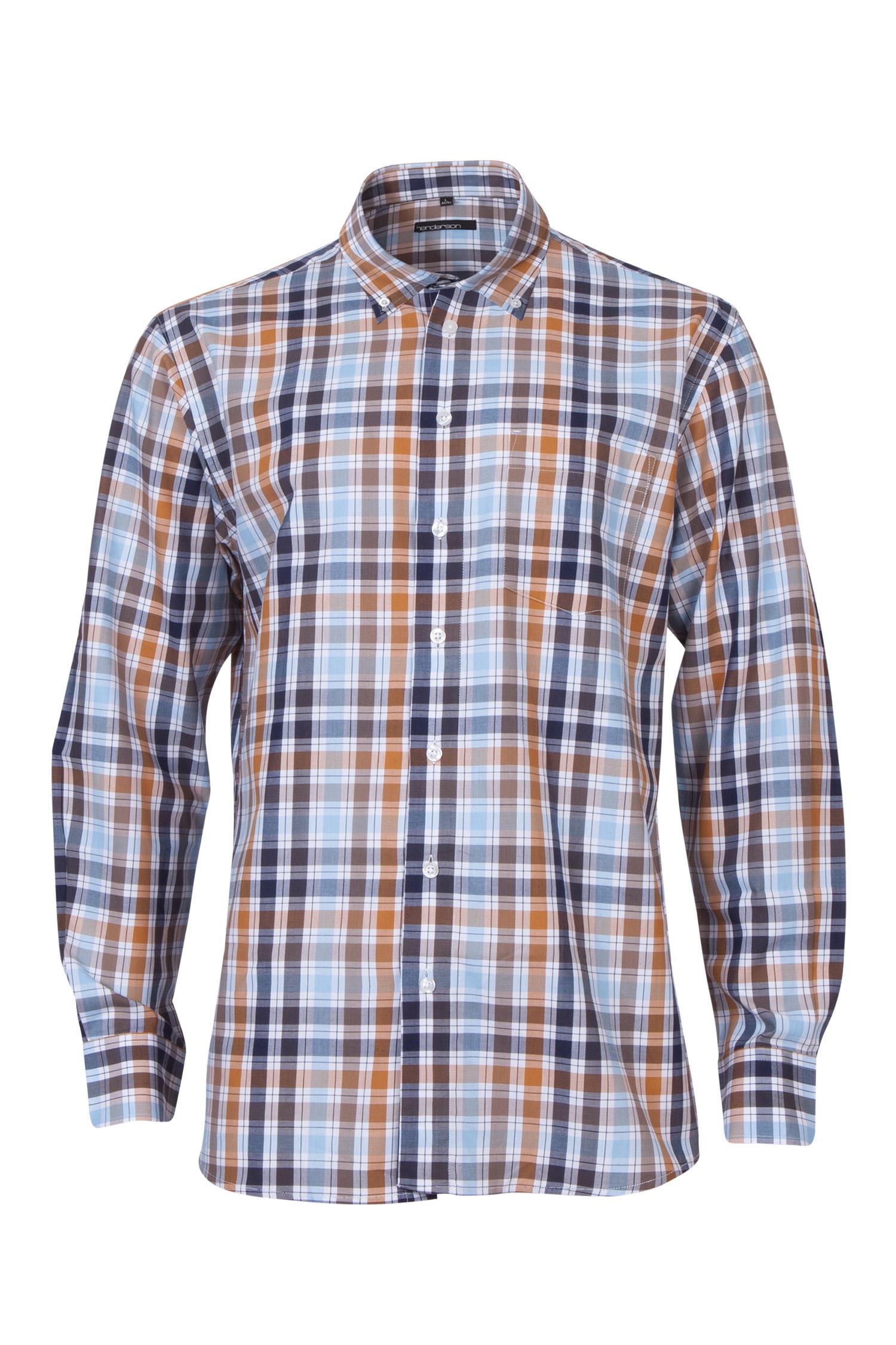 Camisas, Sport Manga Larga, 109568, AZUL | Zoom