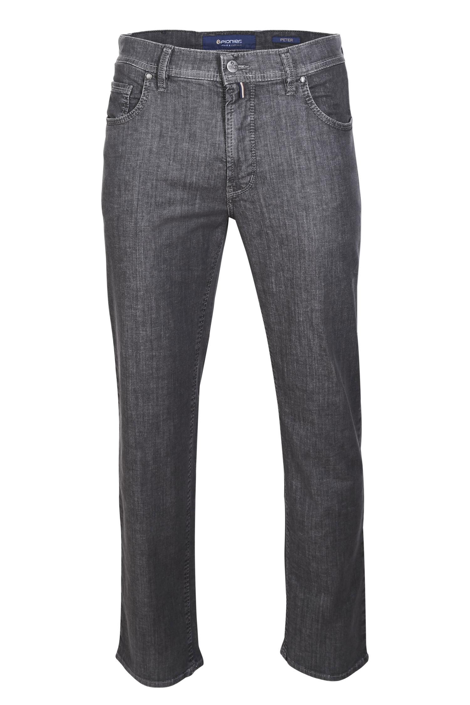 Pantalones, Vaqueros, 109573, ANTRACITA | Zoom