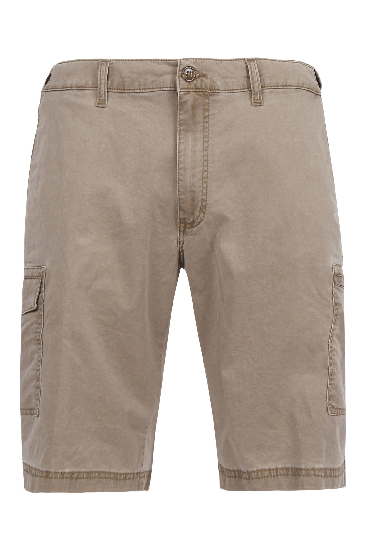 Pantalones, Bermudas, 109576, BEIGE | Zoom