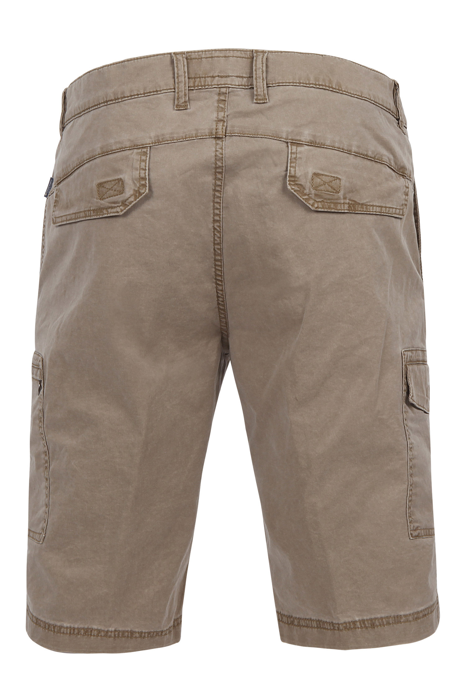 Pantalones, Bermudas, 109576, BEIGE   Zoom