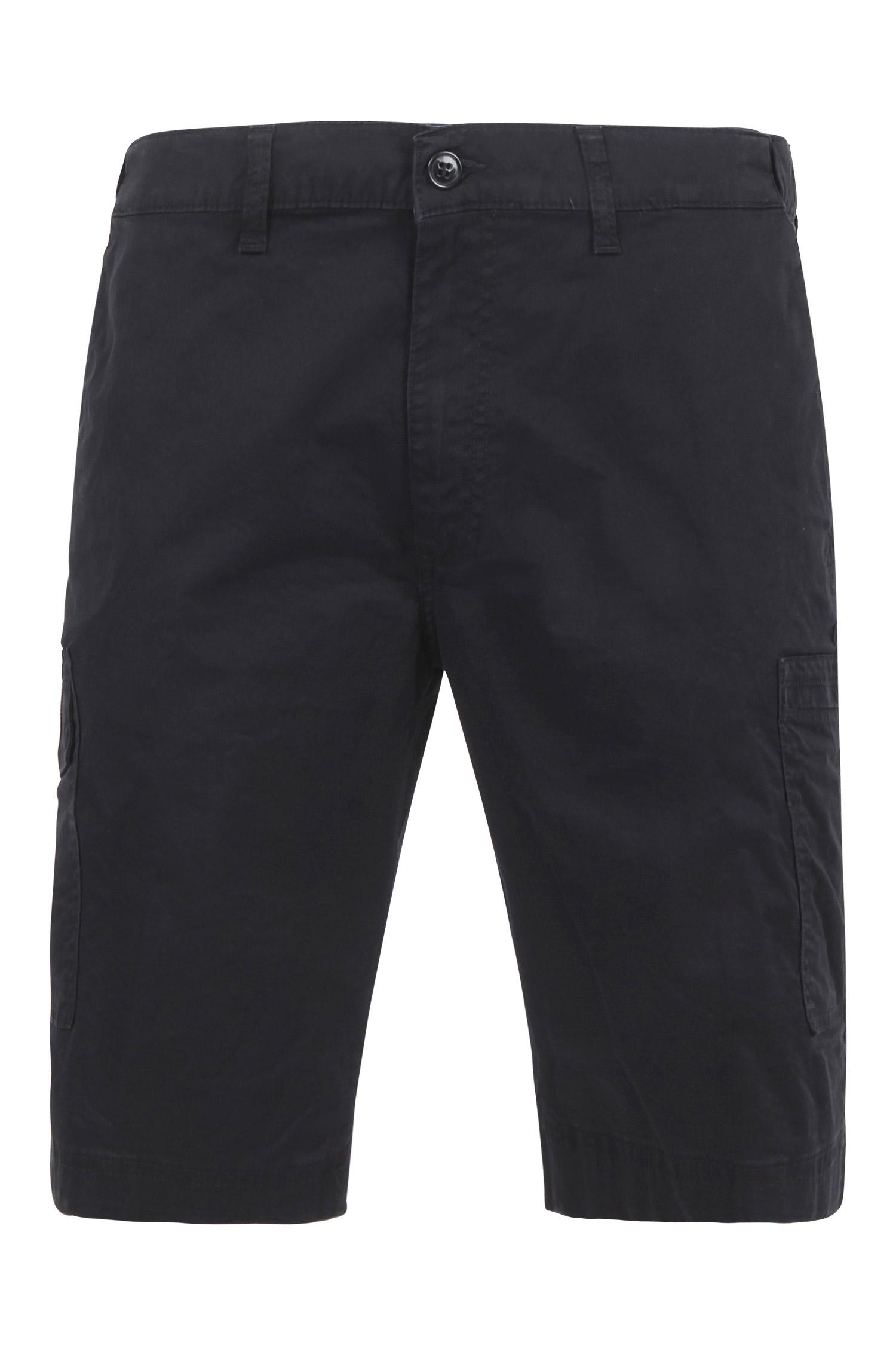 Pantalones, Bermudas, 109576, NEGRO   Zoom