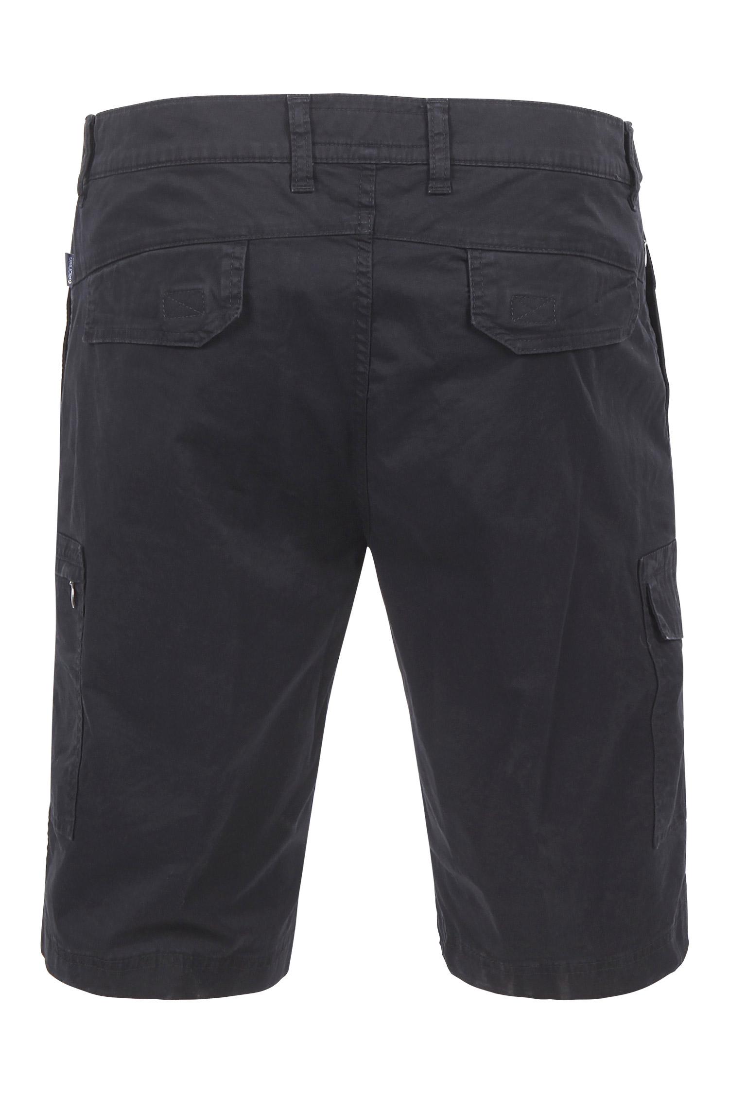 Pantalones, Bermudas, 109576, NEGRO | Zoom