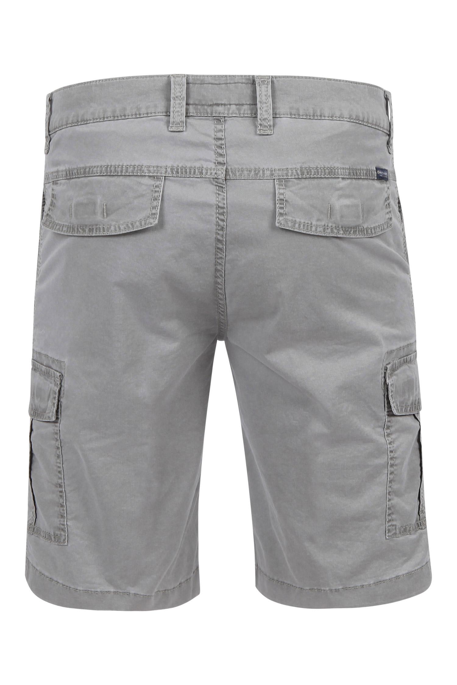 Pantalones, Bermudas, 109577, GRIS MEDIO | Zoom