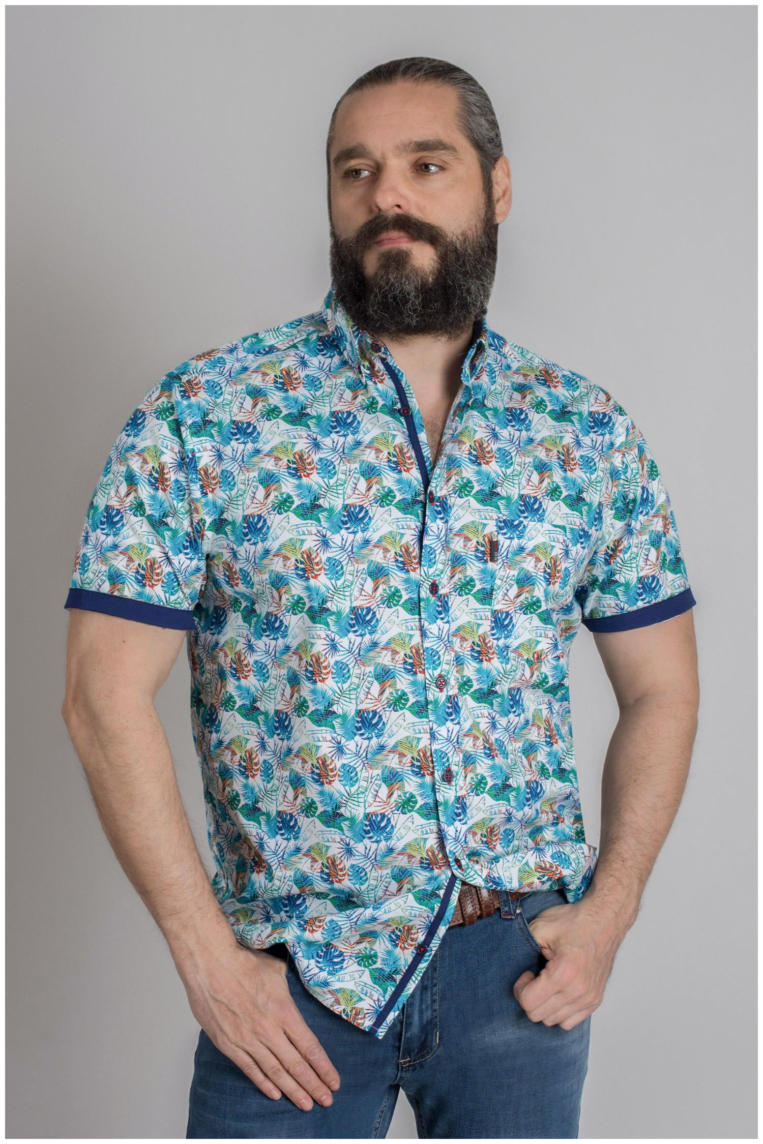 Camisas, Sport Manga Corta, 109591, MARINO   Zoom