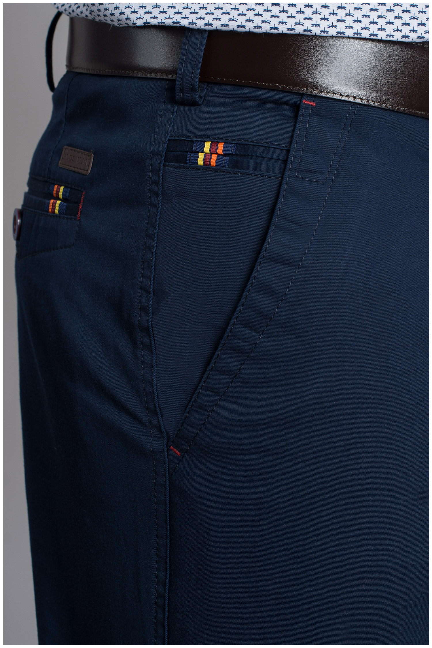 Pantalones, Sport, 109593, MARINO | Zoom