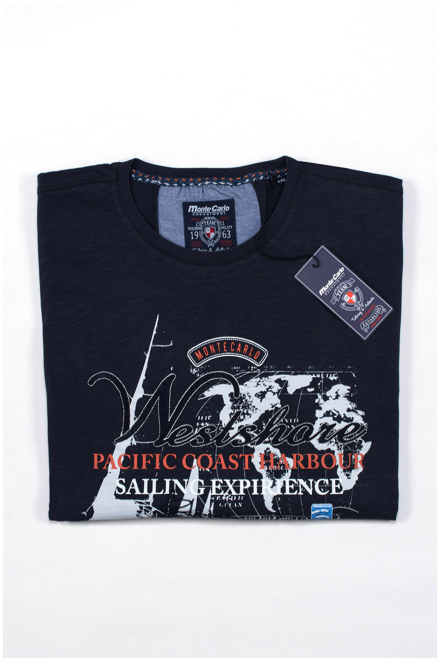 Sport, Camisetas M. Corta, 109614, MARINO | Zoom