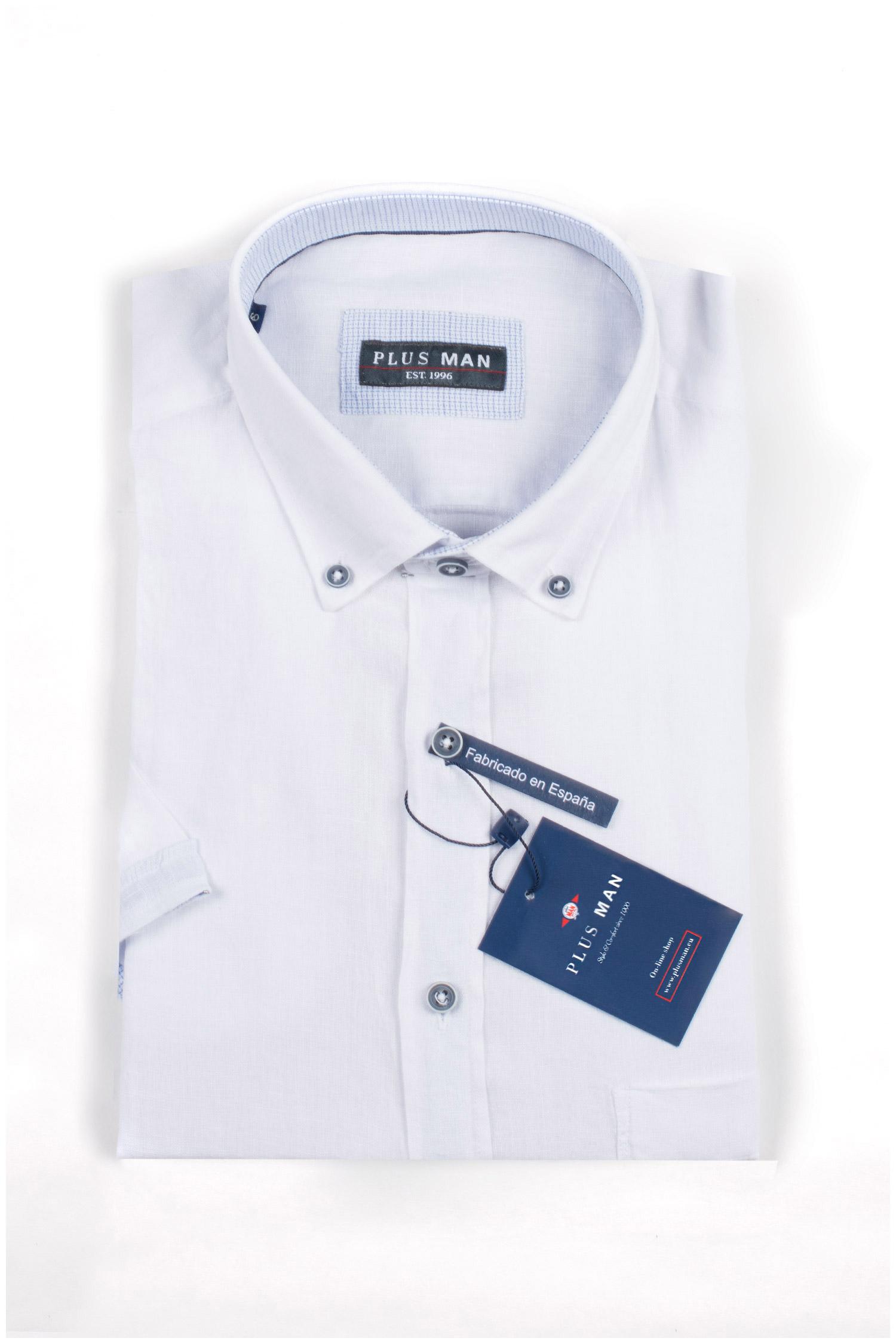 Camisas, Sport Manga Corta, 109619, BLANCO | Zoom