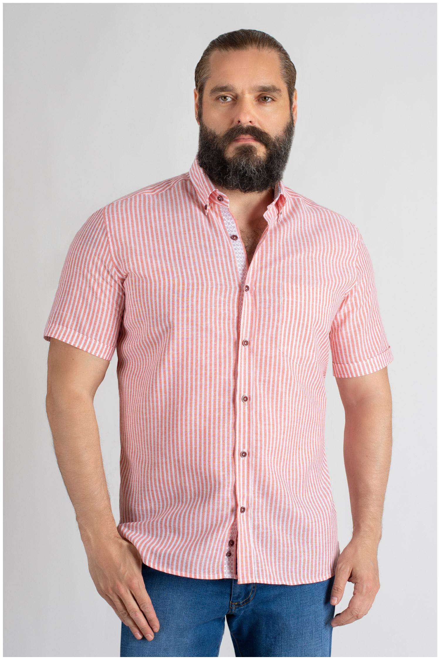 Camisas, Sport Manga Corta, 109620, CORAL | Zoom