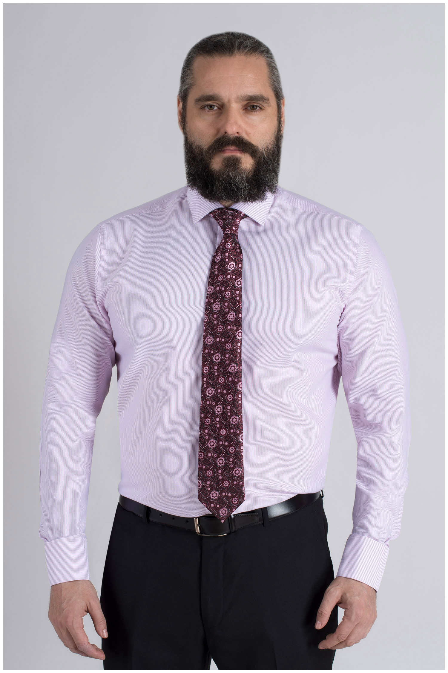 Camisas, Vestir Manga Larga, 109627, MALVA | Zoom
