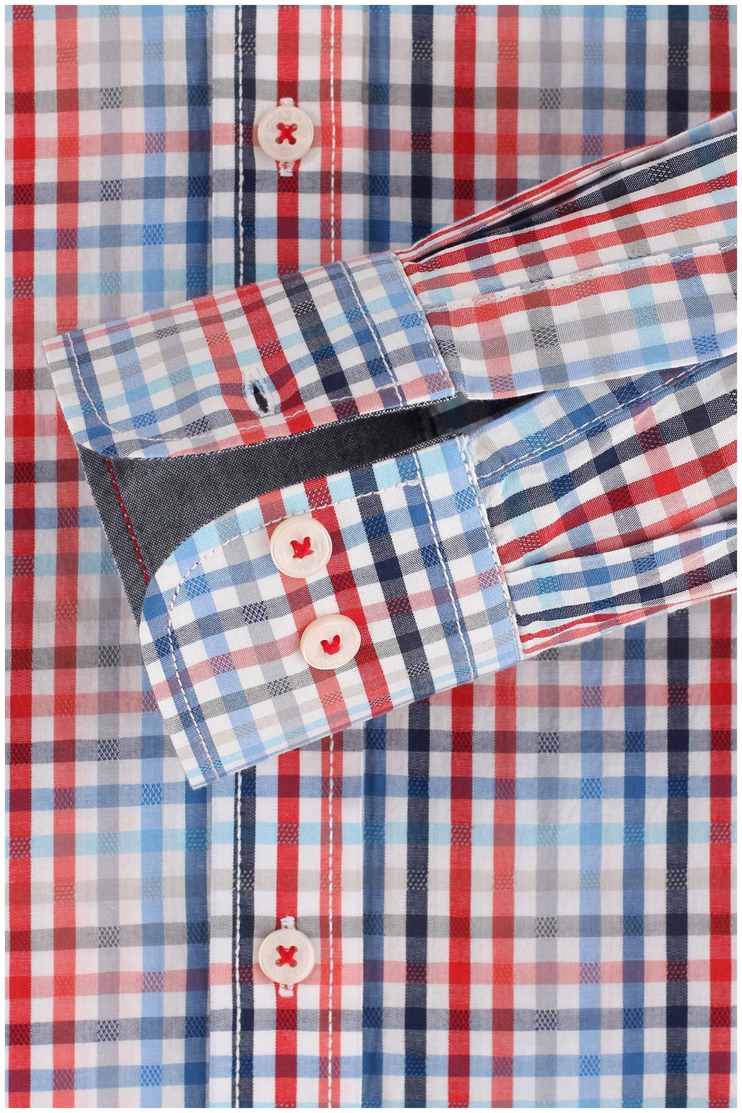 Camisas, Sport Manga Larga, 109636, MARINO | Zoom