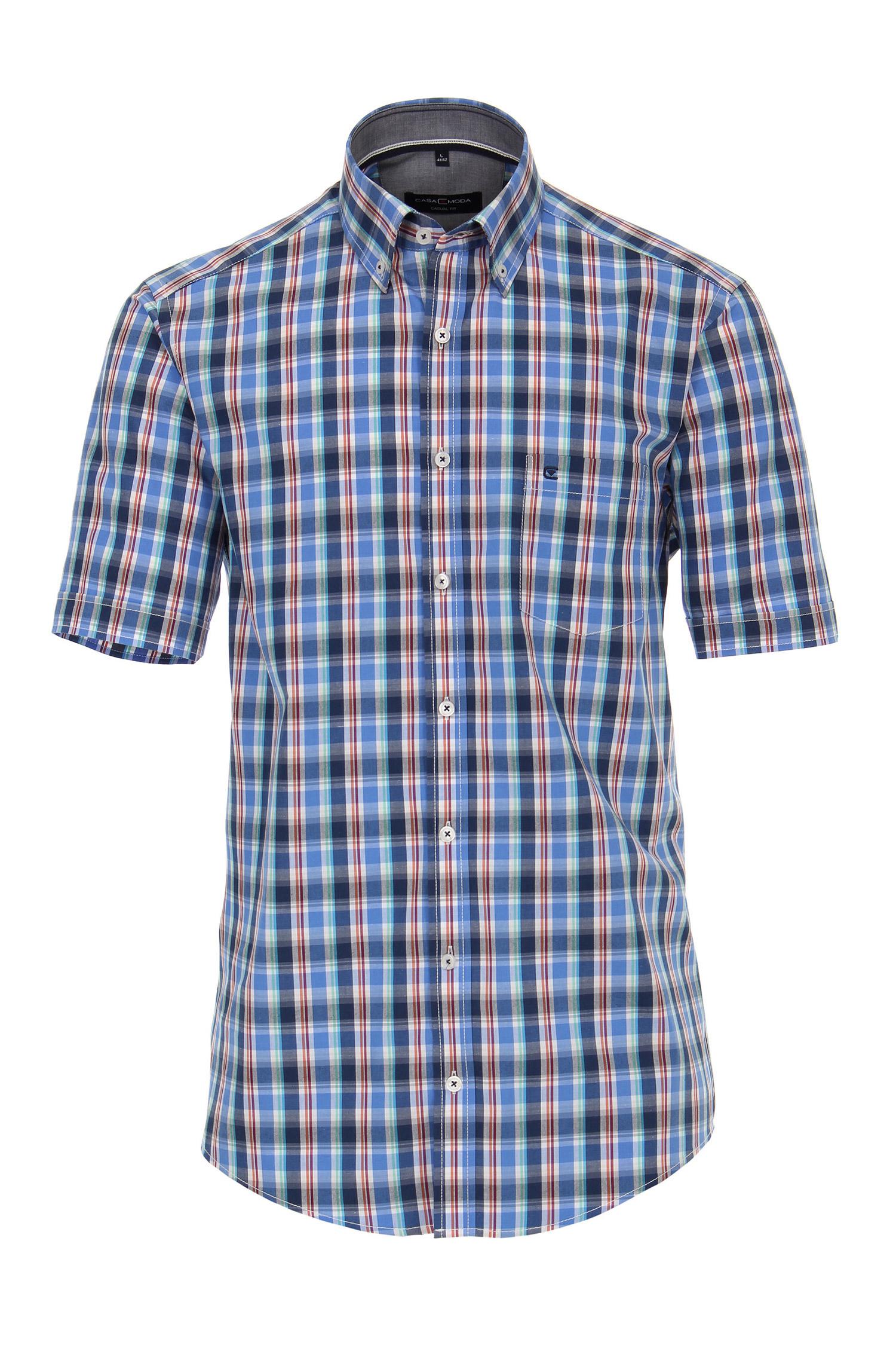 Camisas, Sport Manga Corta, 109641, MARINO | Zoom
