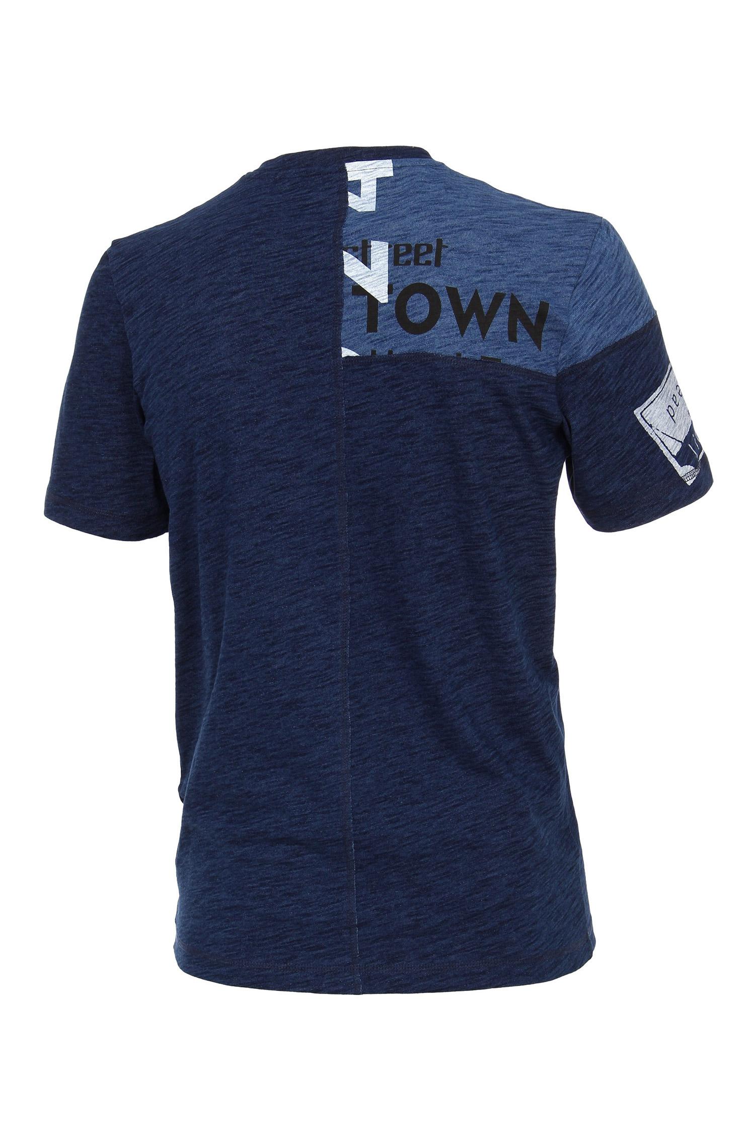 Sport, Camisetas M. Corta, 109645, MARINO   Zoom