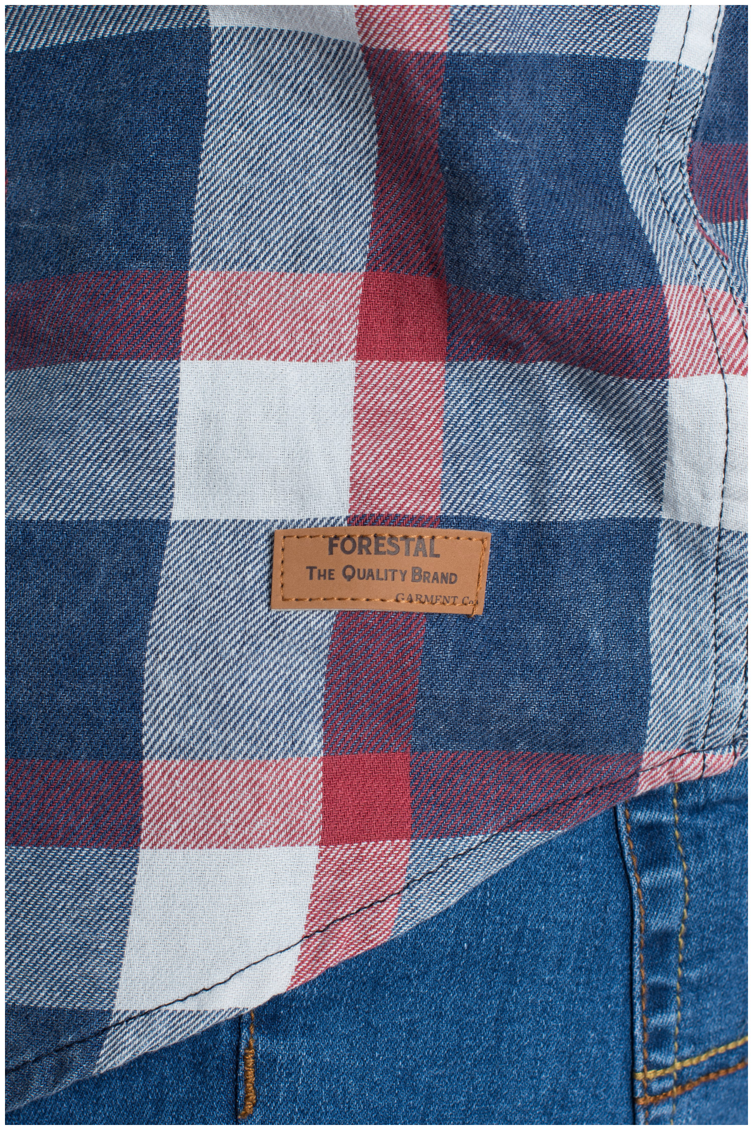 Camisas, Sport Manga Larga, 109648, GRANATE | Zoom