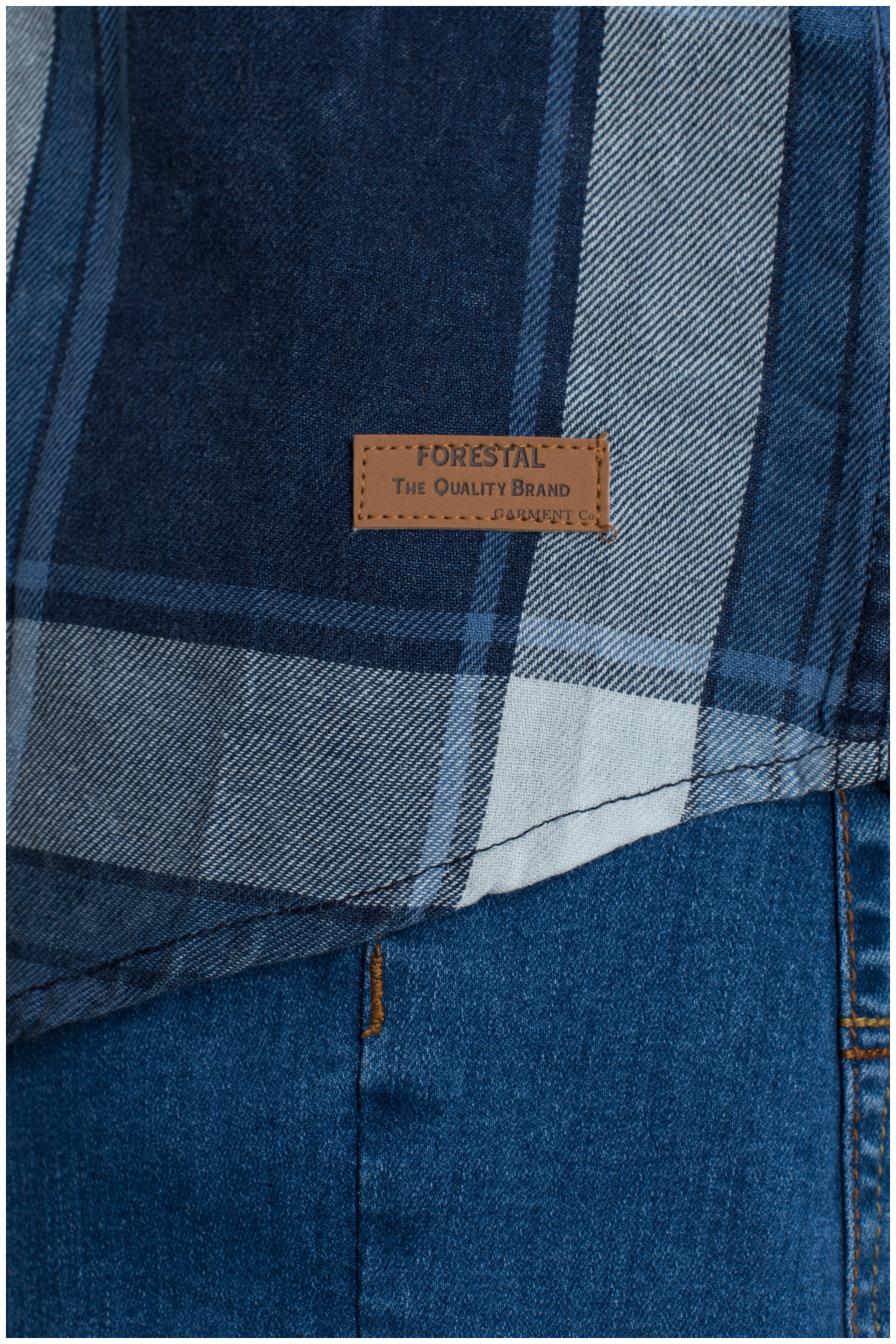 Camisas, Sport Manga Larga, 109648, MARINO | Zoom