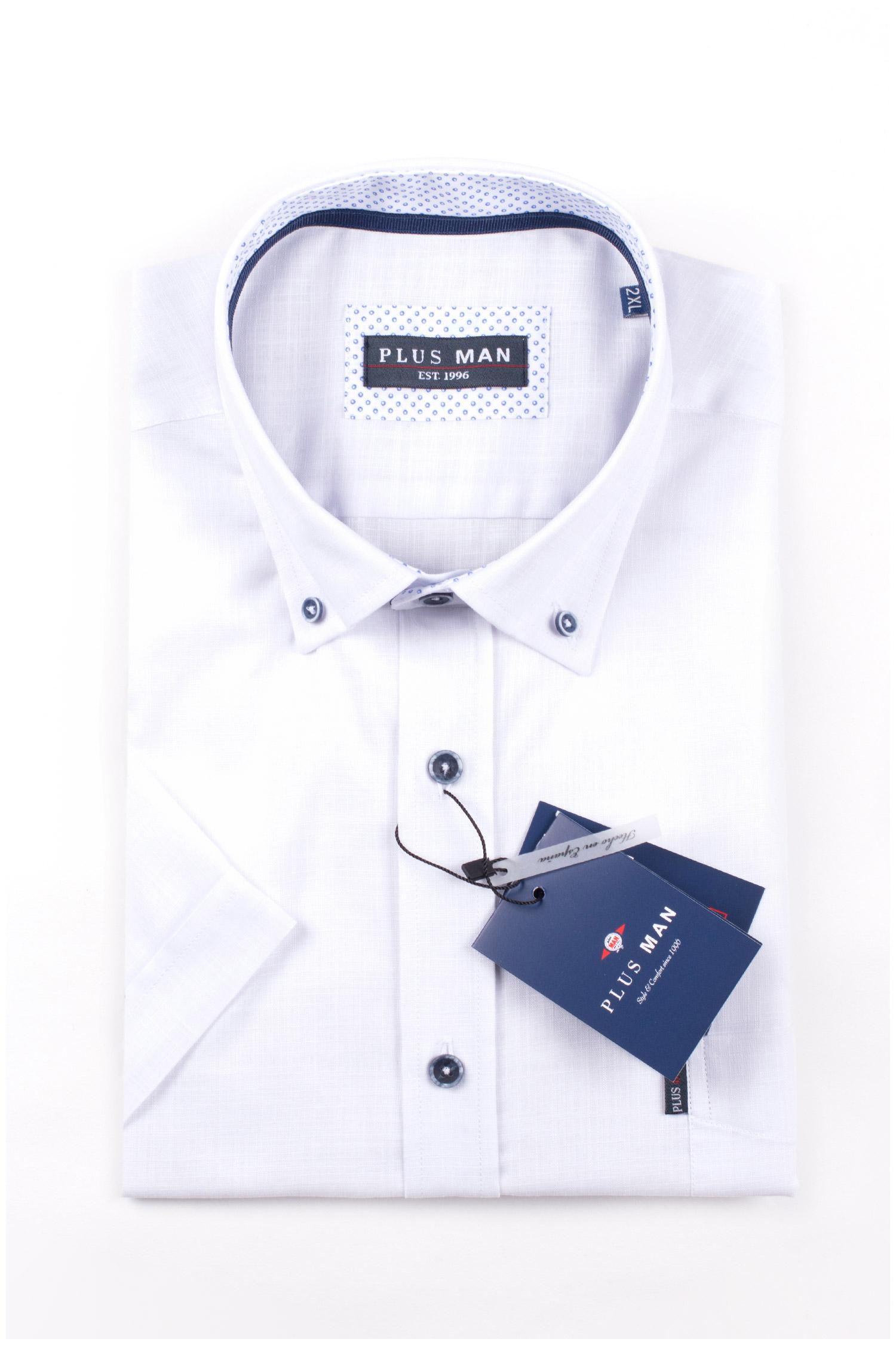 Camisas, Sport Manga Corta, 109653, BLANCO | Zoom
