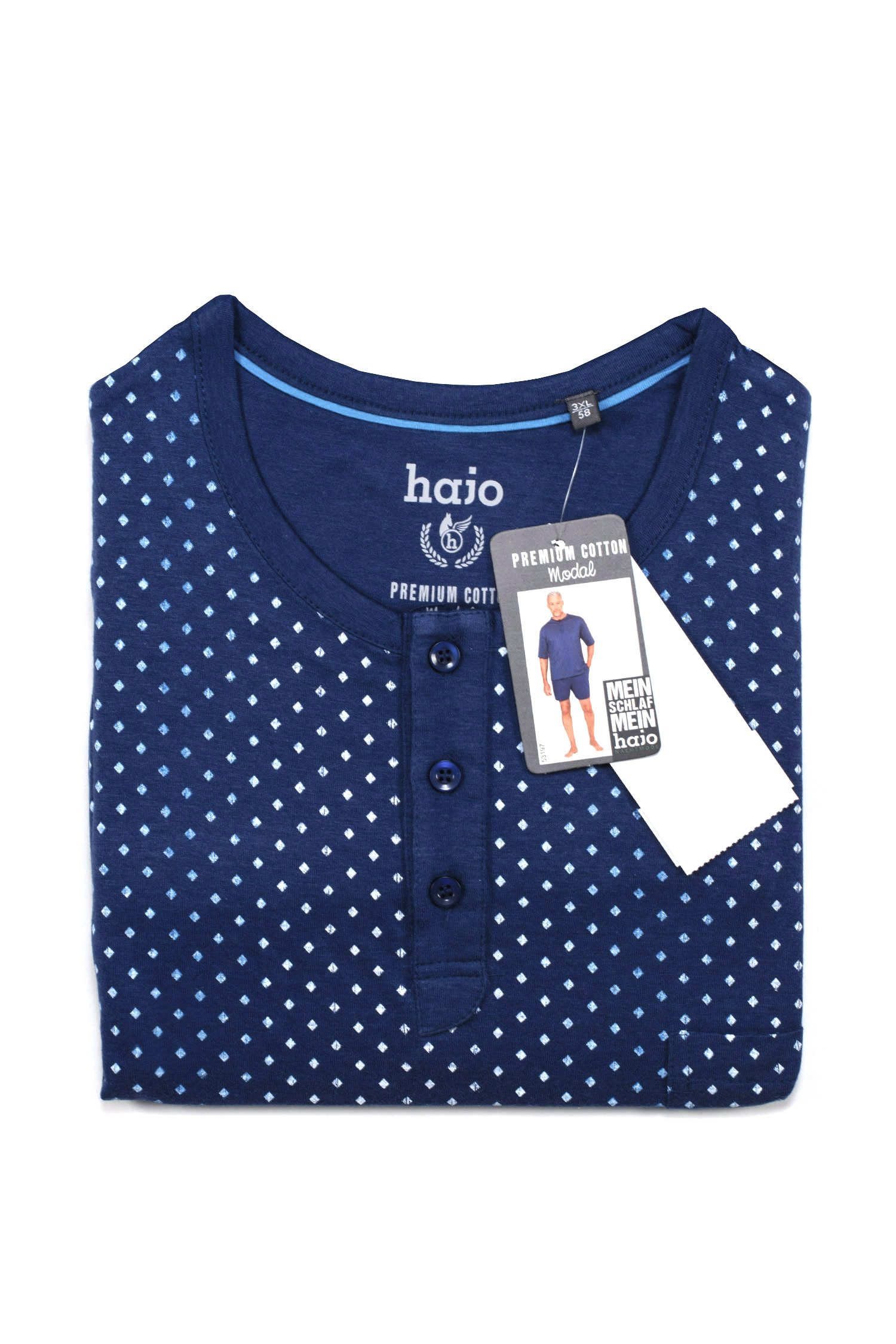 Homewear, Pijama M. Corta, 109692, DUCADOS | Zoom