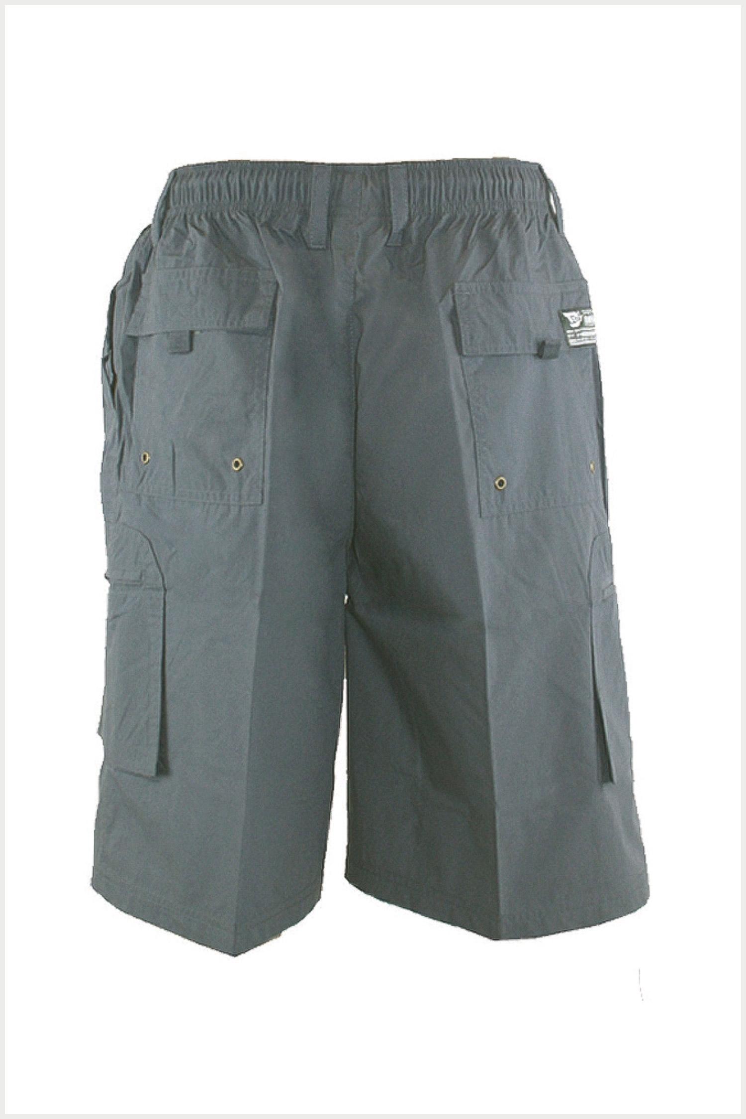 Pantalones, Bermudas, 109699, ANTRACITA | Zoom