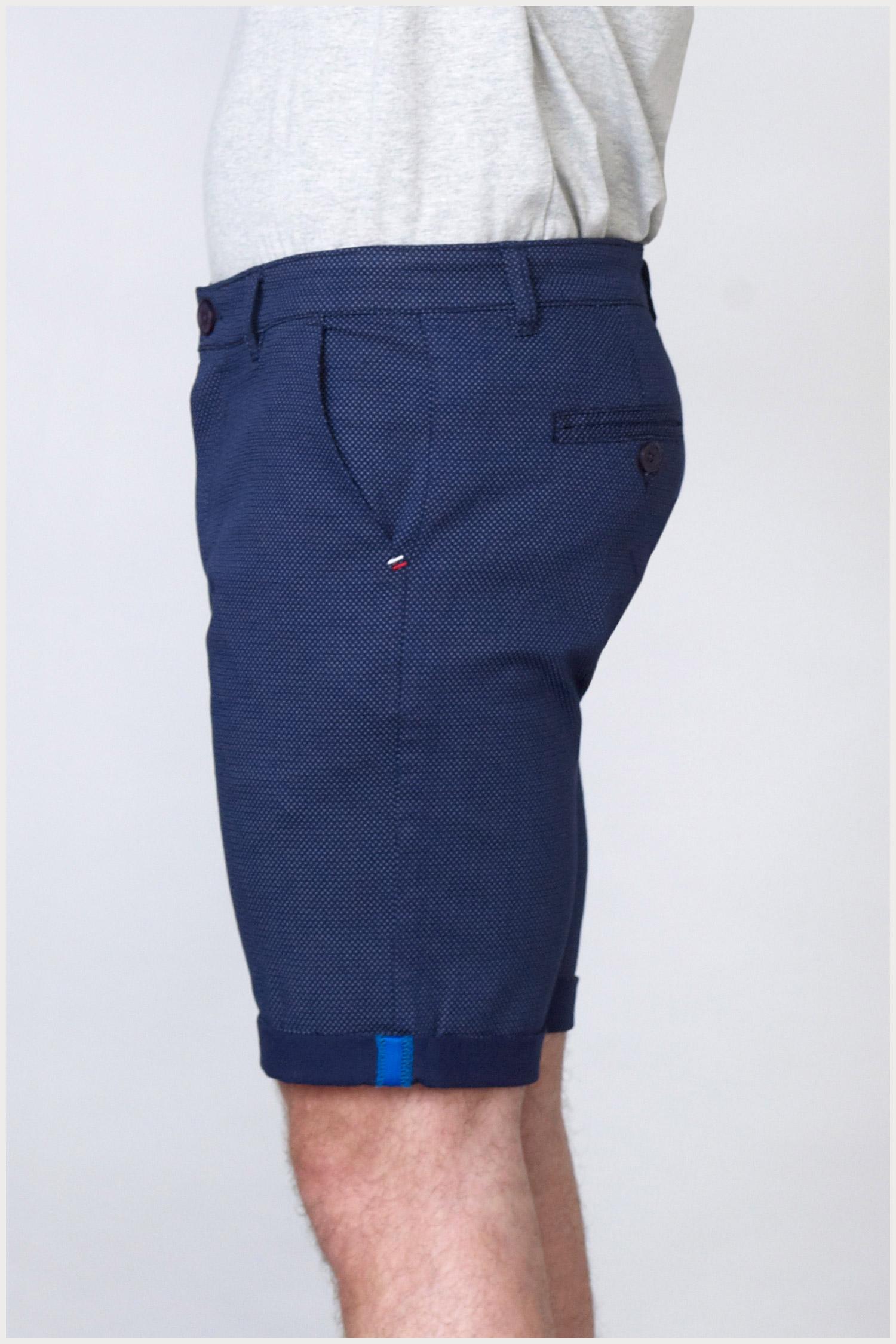 Pantalones, Bermudas, 109701, MARINO | Zoom