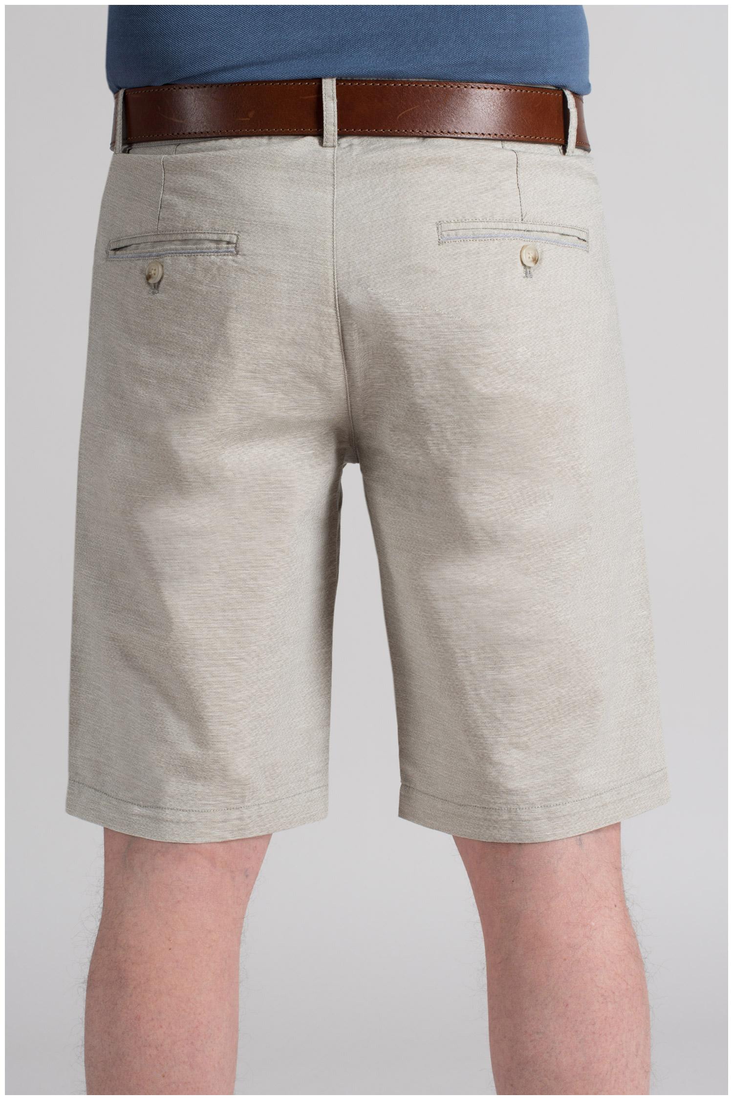 Pantalones, Bermudas, 109715, NATURAL | Zoom
