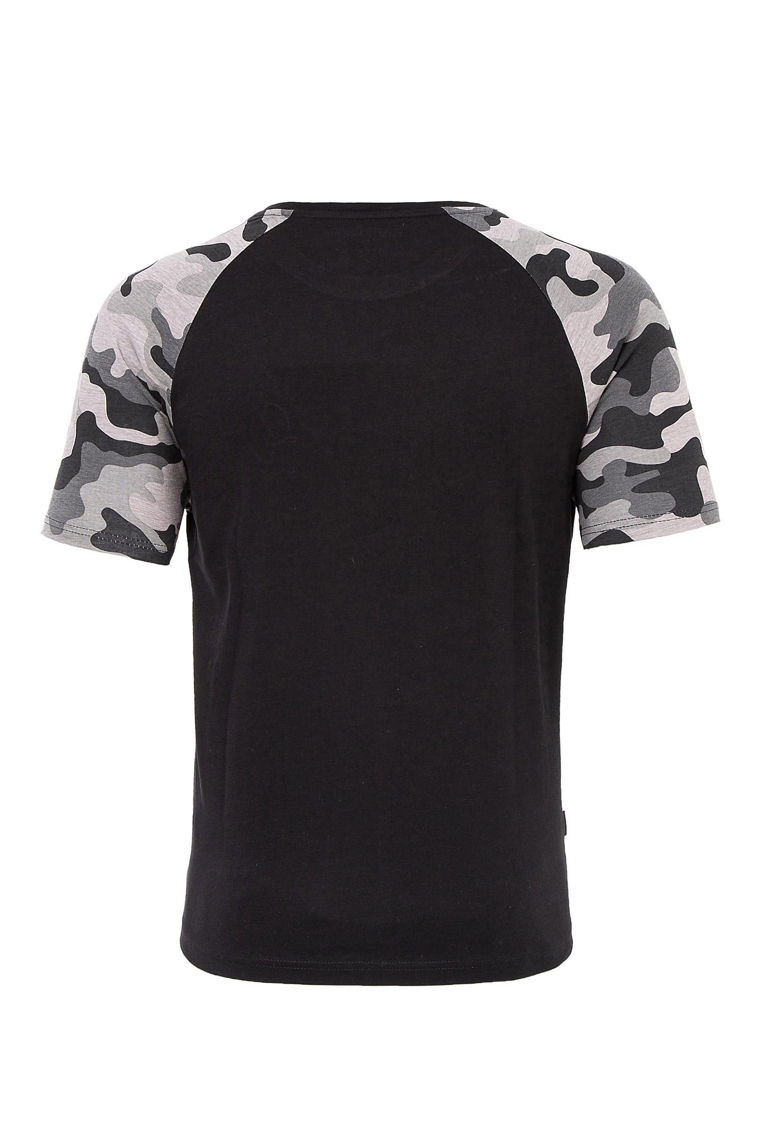 Sport, Camisetas M. Corta, 109719, NEGRO | Zoom